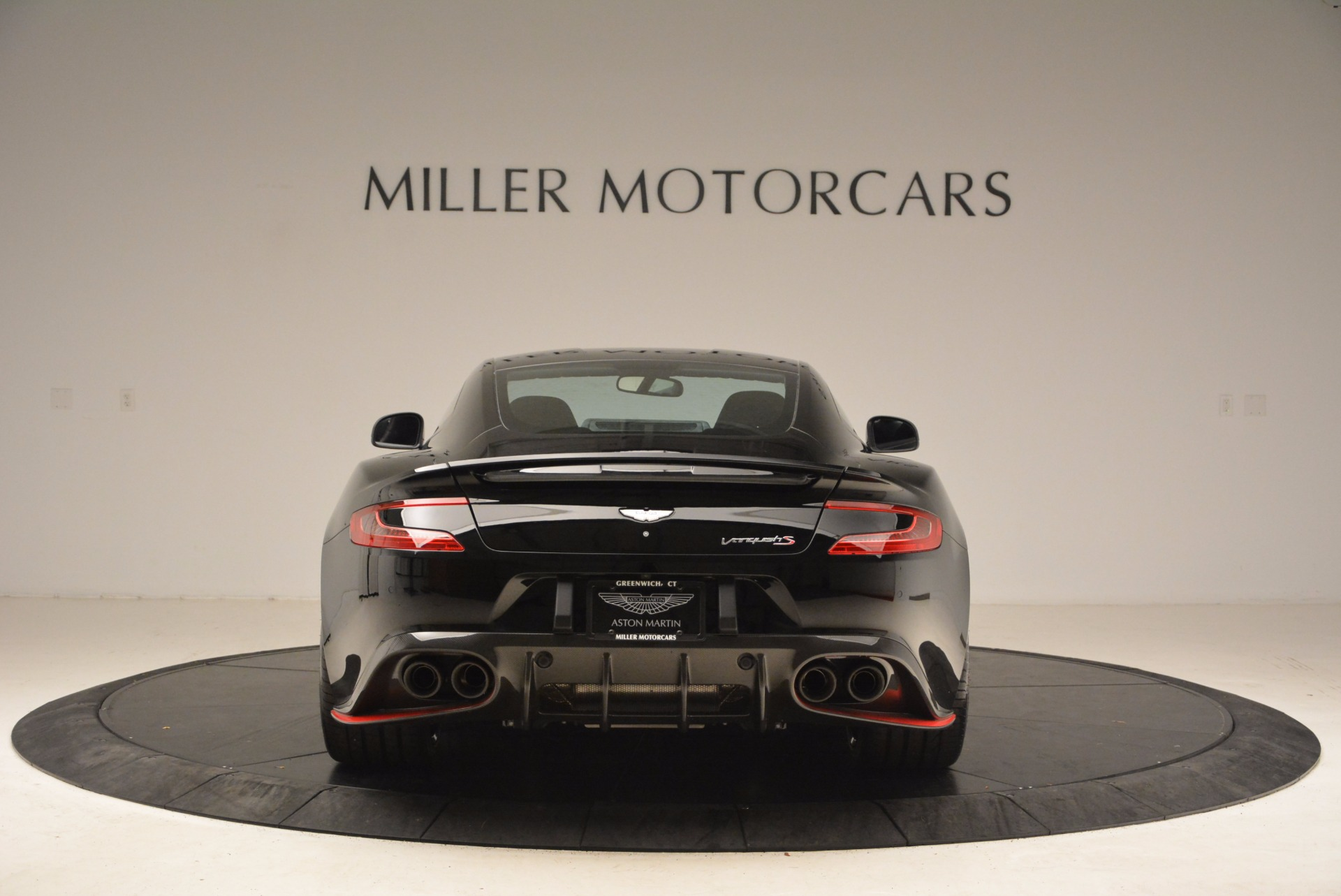 Used 2018 Aston Martin Vanquish S  For Sale In Greenwich, CT 1710_p6