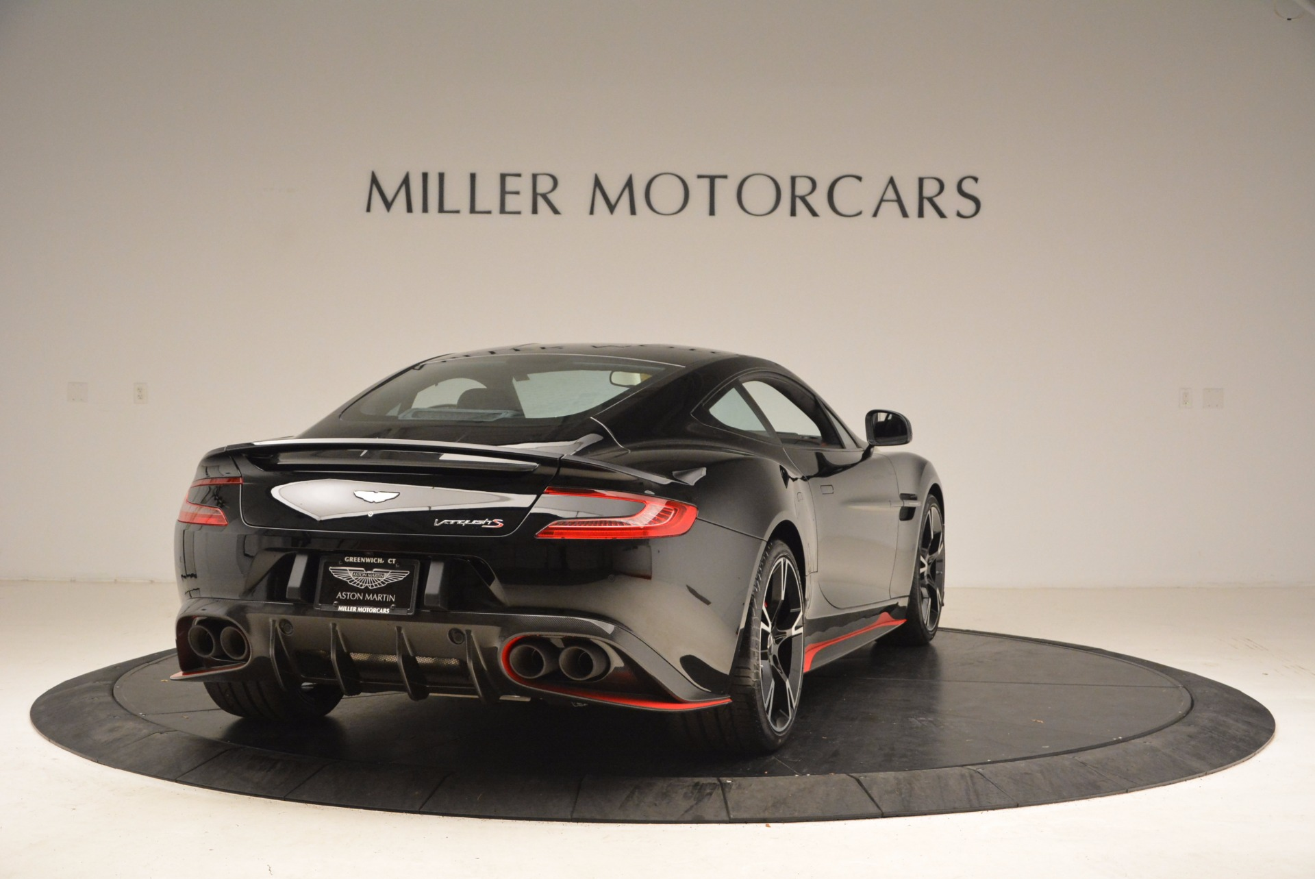 Used 2018 Aston Martin Vanquish S  For Sale In Greenwich, CT 1710_p7