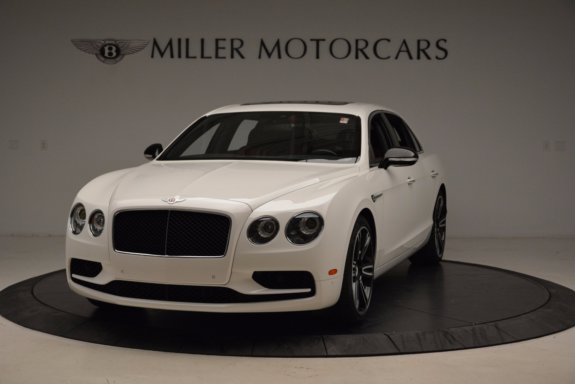 New 2017 Bentley Flying Spur V8 S For Sale In Greenwich, CT 1711_main