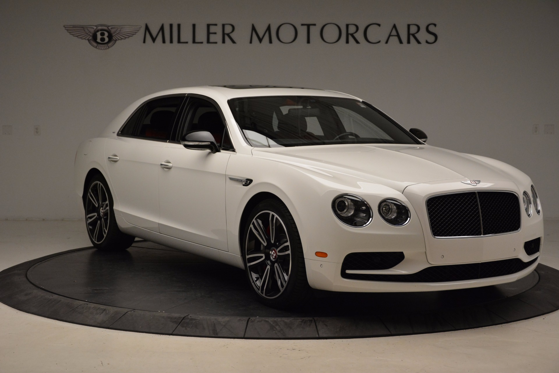 New 2017 Bentley Flying Spur V8 S For Sale In Greenwich, CT 1711_p12