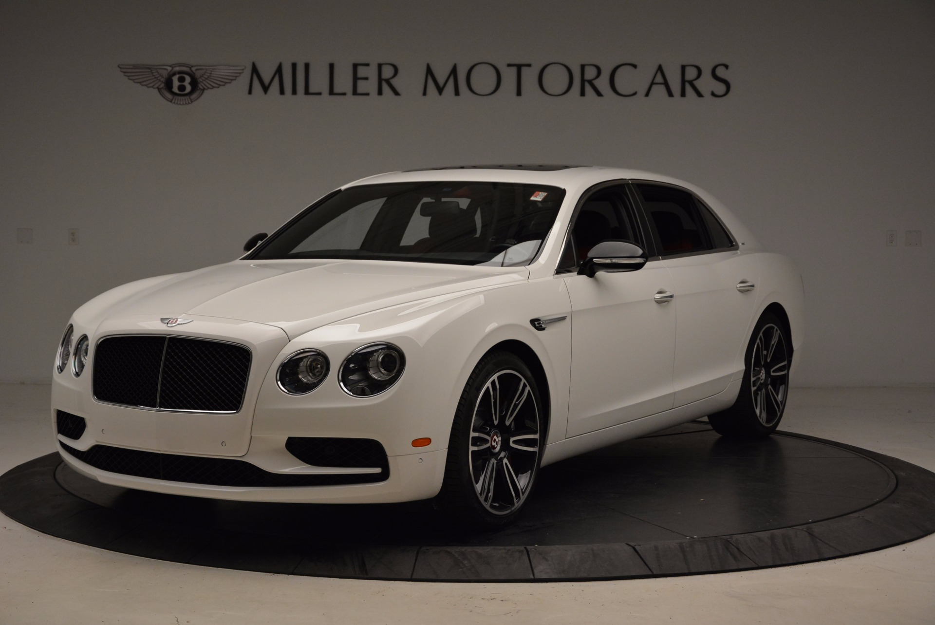 New 2017 Bentley Flying Spur V8 S For Sale In Greenwich, CT 1711_p2