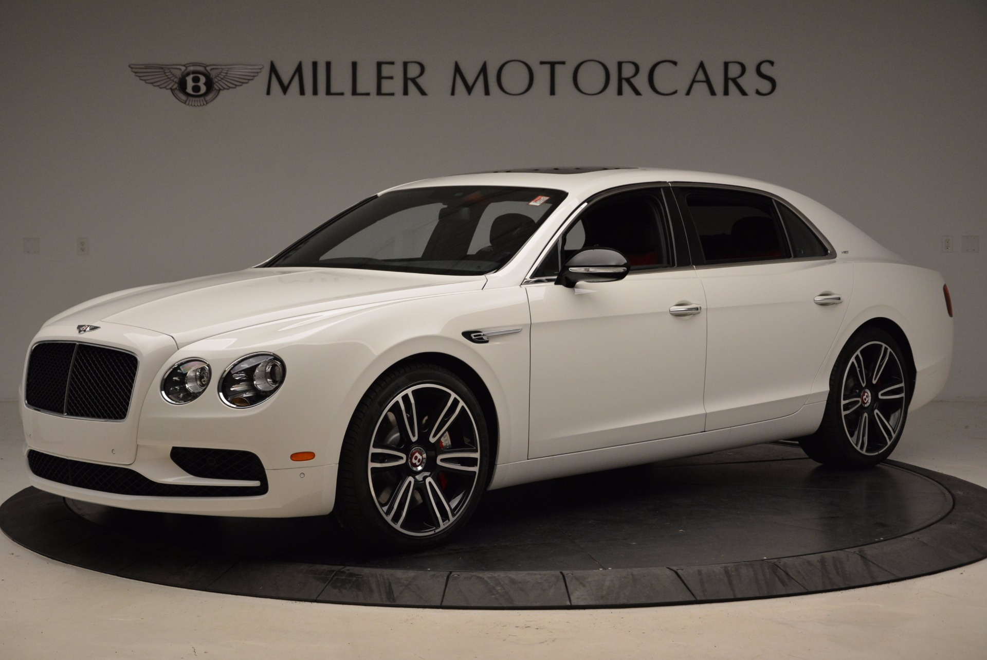 New 2017 Bentley Flying Spur V8 S For Sale In Greenwich, CT 1711_p3