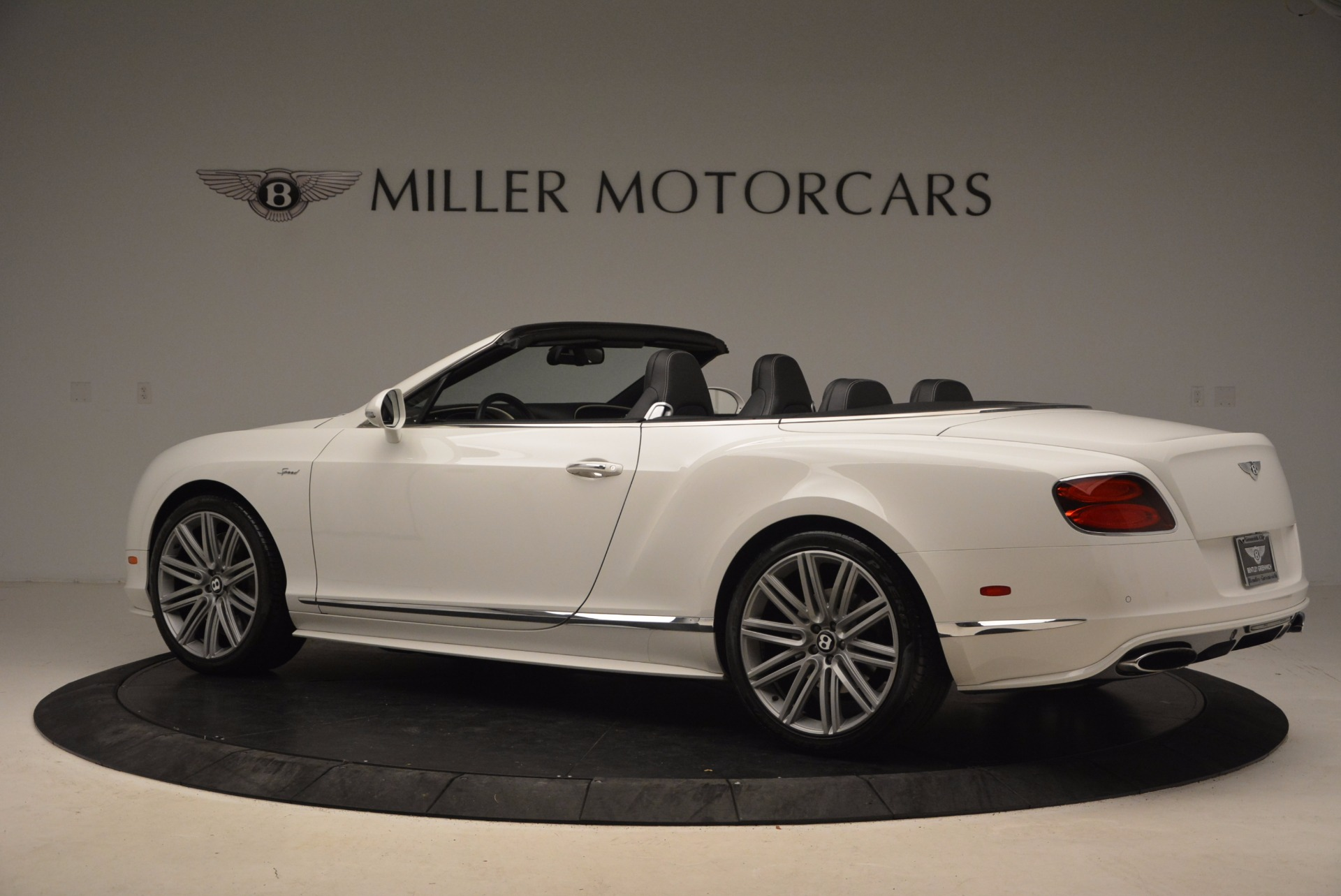 Used 2015 Bentley Continental GT Speed For Sale In Greenwich, CT 1714_p4