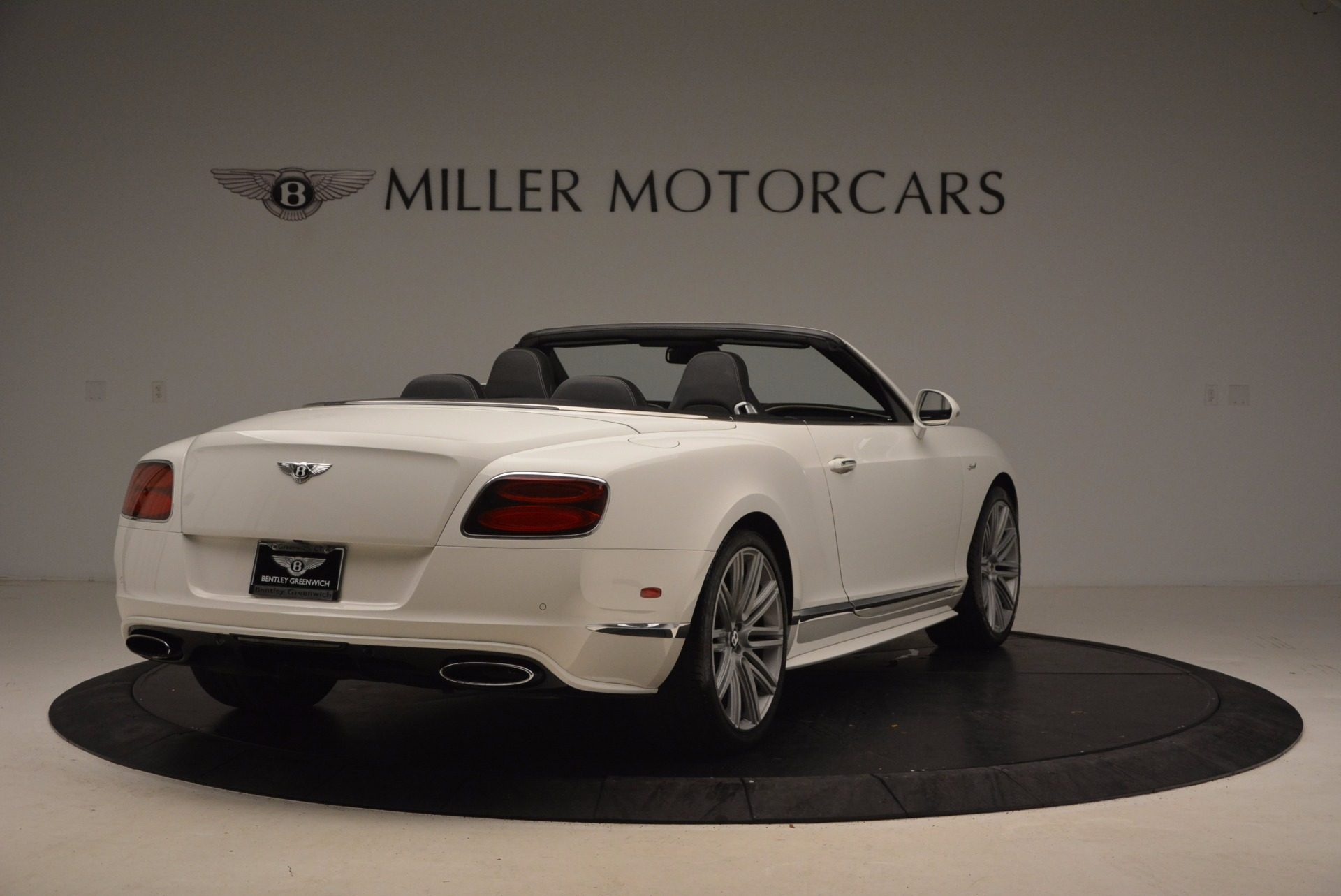 Used 2015 Bentley Continental GT Speed For Sale In Greenwich, CT 1714_p7