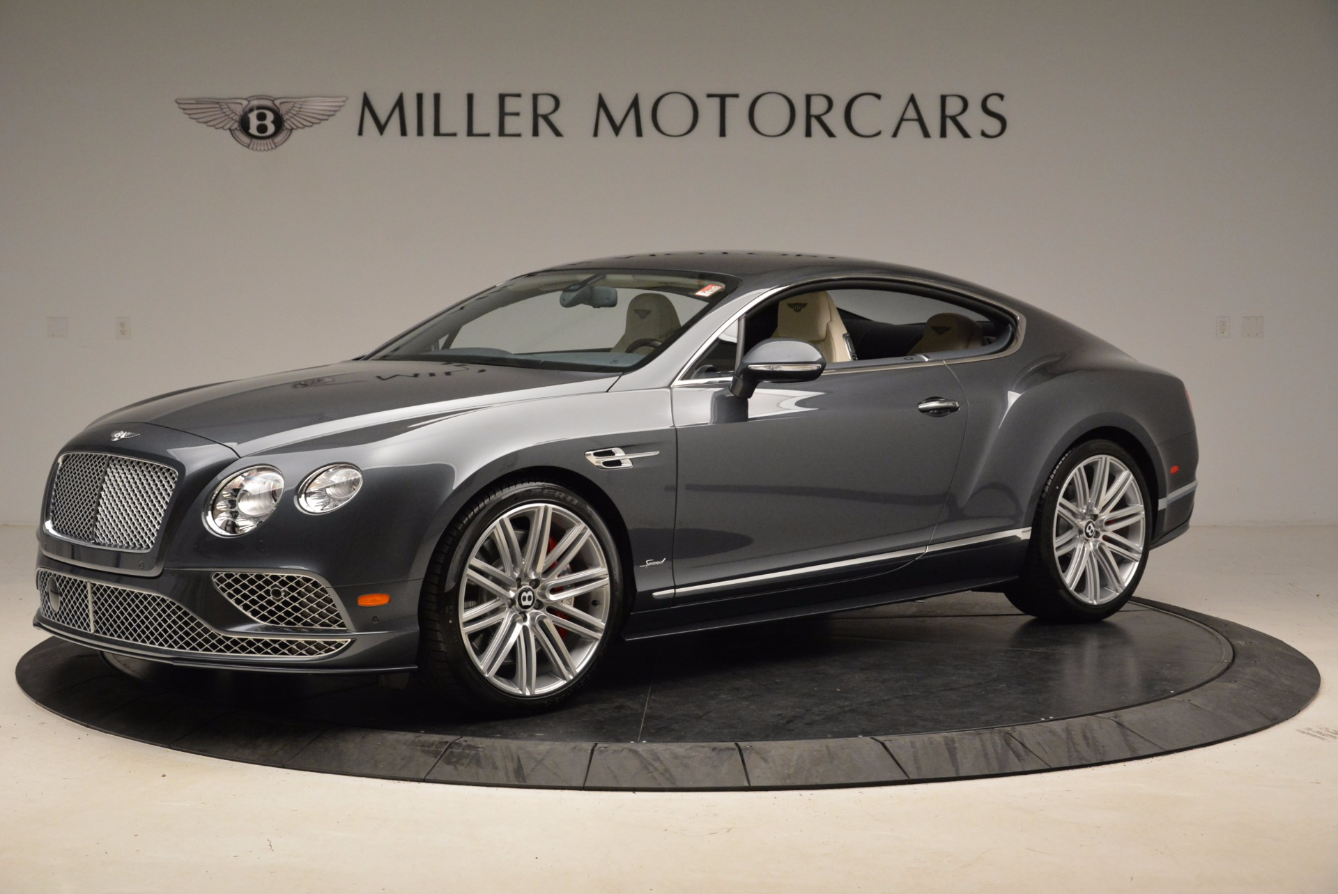 New 2017 Bentley Continental GT Speed For Sale In Greenwich, CT 1715_p2