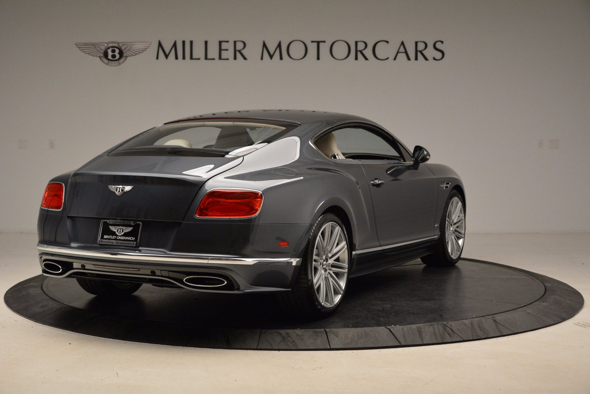 New 2017 Bentley Continental GT Speed For Sale In Greenwich, CT 1715_p7