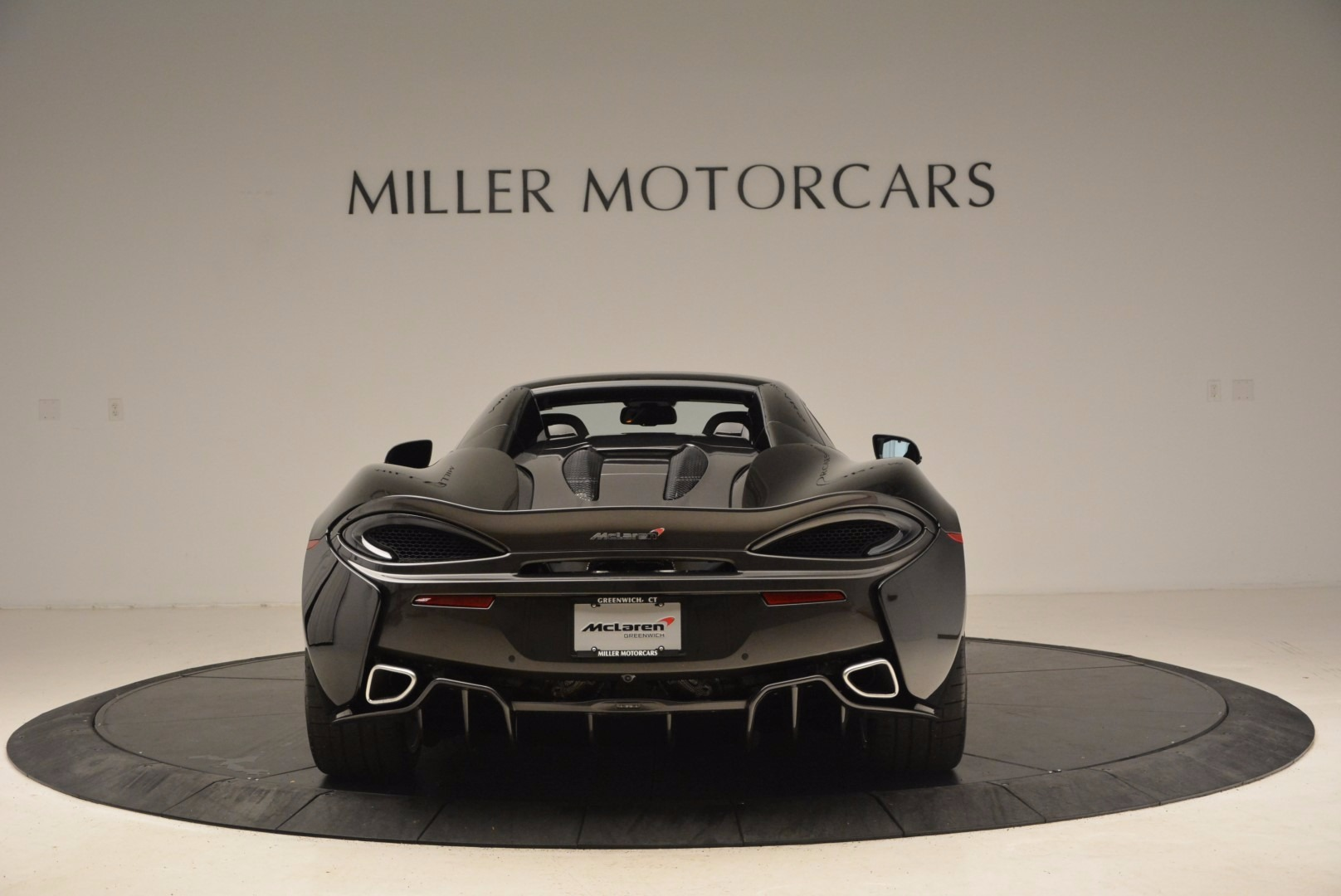 Used 2018 McLaren 570S Spider For Sale In Greenwich, CT 1716_p16