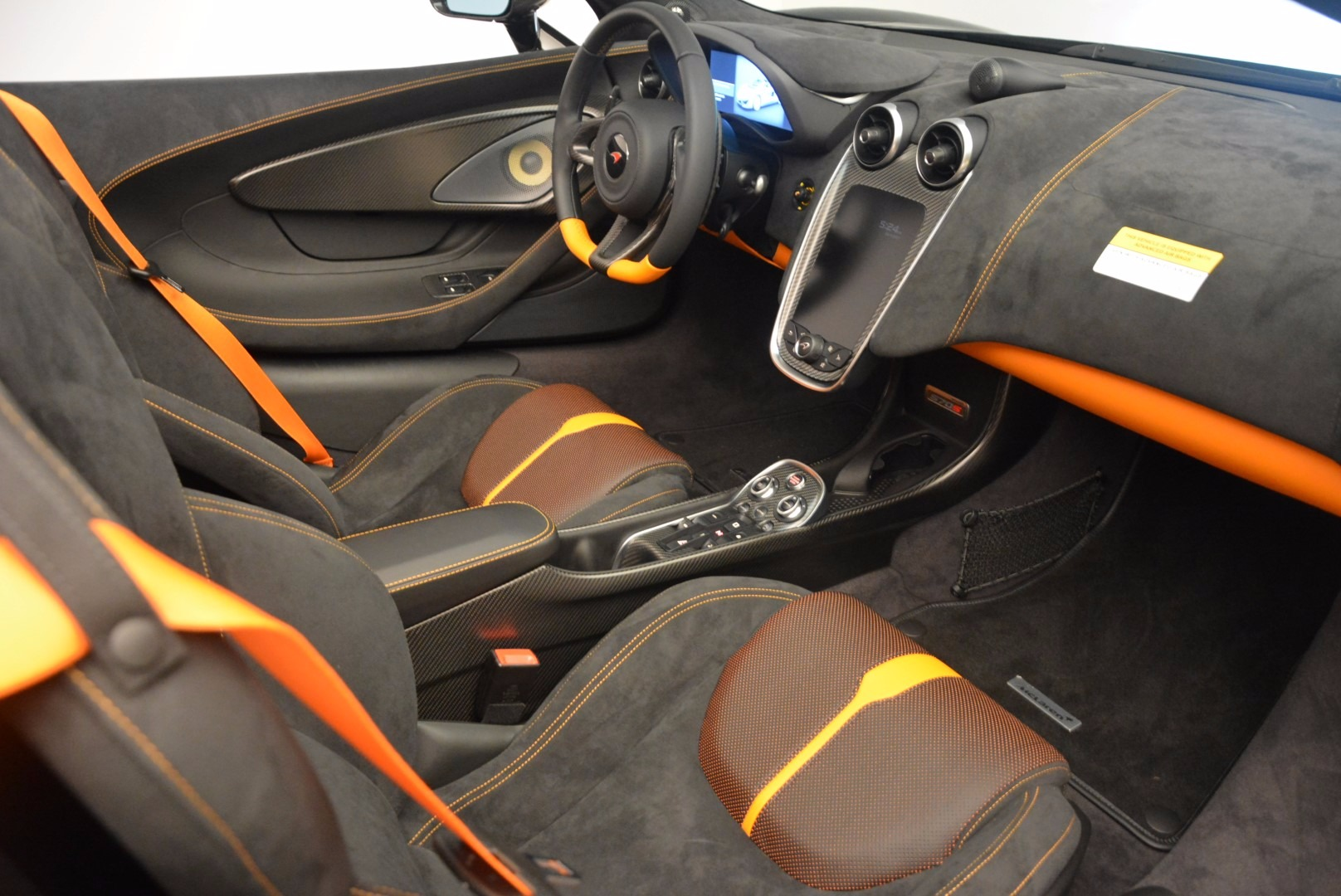 Used 2018 McLaren 570S Spider For Sale In Greenwich, CT 1716_p27