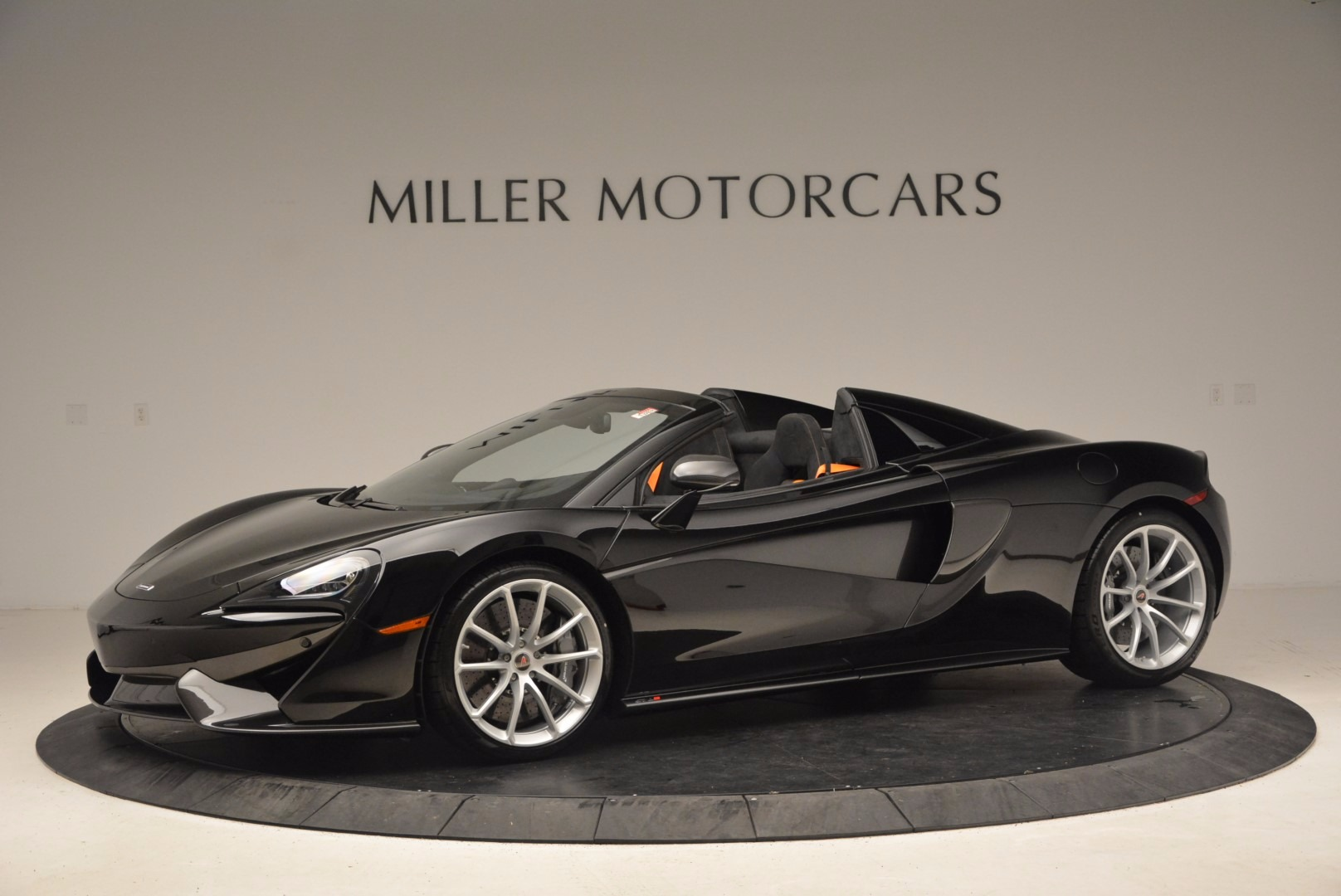 Used 2018 McLaren 570S Spider For Sale In Greenwich, CT 1716_p2