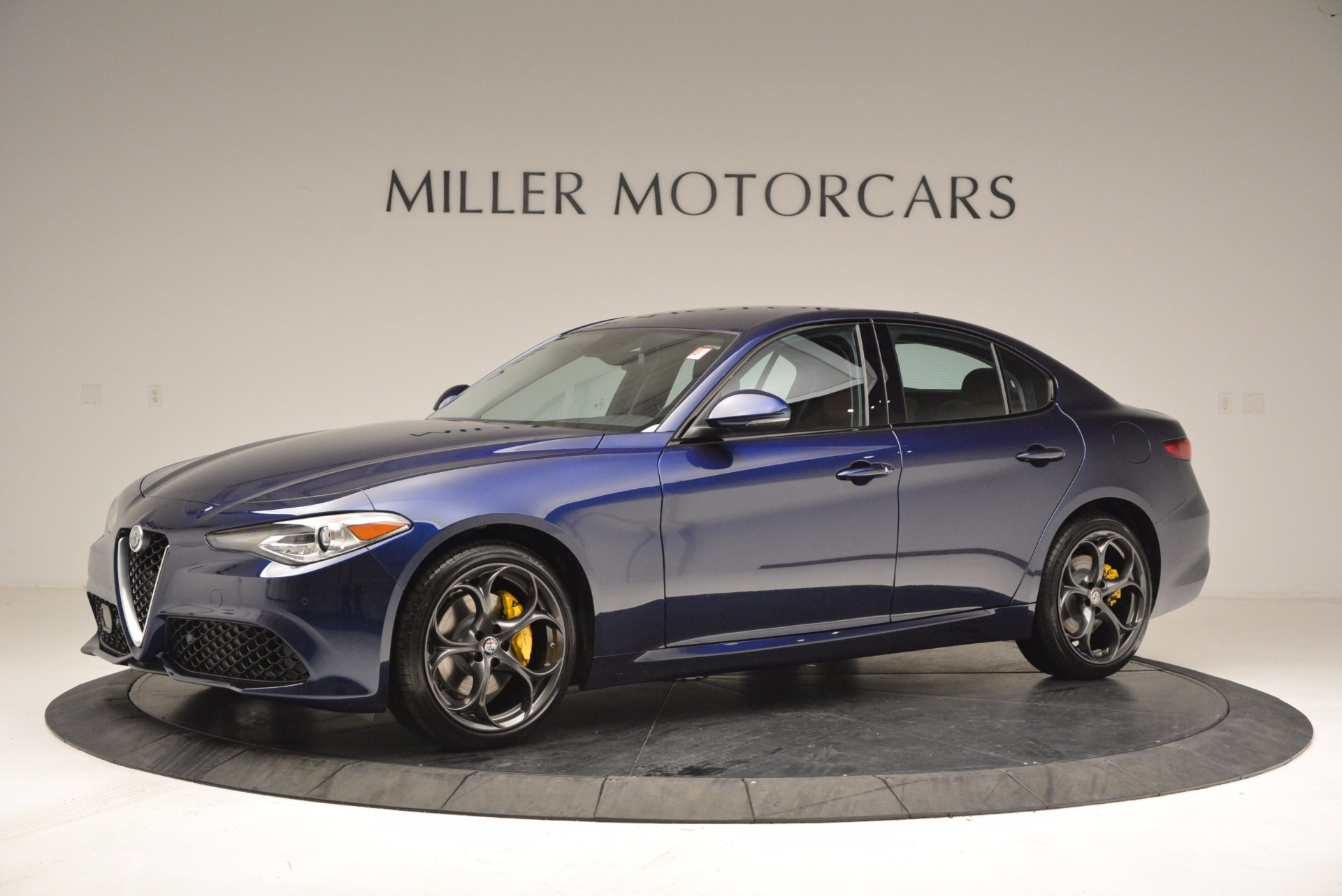 New 2018 Alfa Romeo Giulia Ti Sport Q4 For Sale In Greenwich, CT 1719_p2