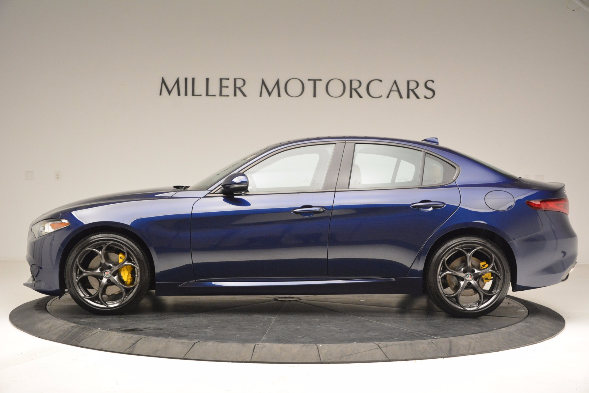 New 2018 Alfa Romeo Giulia Ti Sport Q4 For Sale In Greenwich, CT 1719_p3