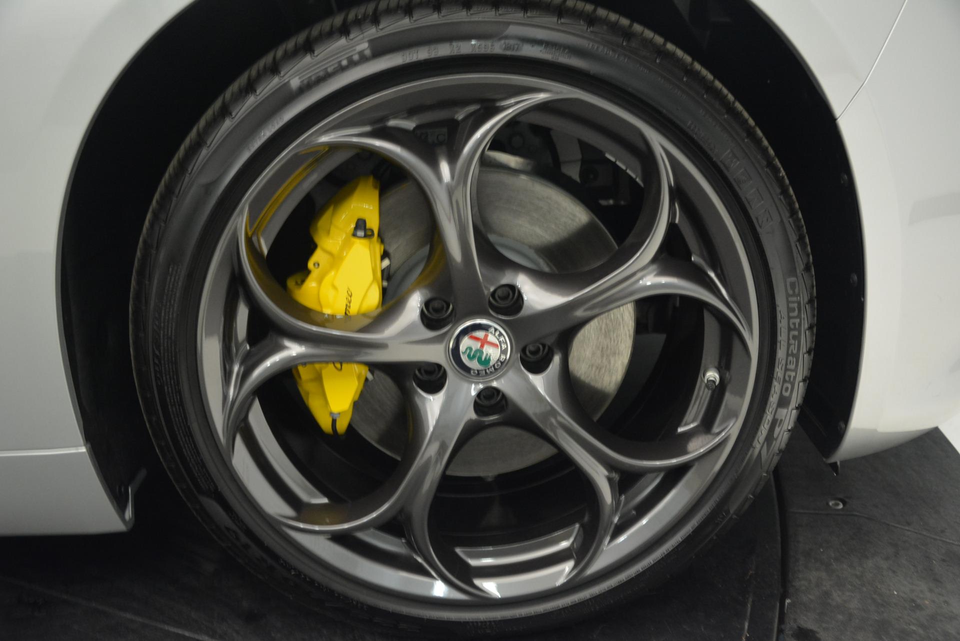 New 2018 Alfa Romeo Giulia Ti Sport Q4 For Sale In Greenwich, CT 1720_p25