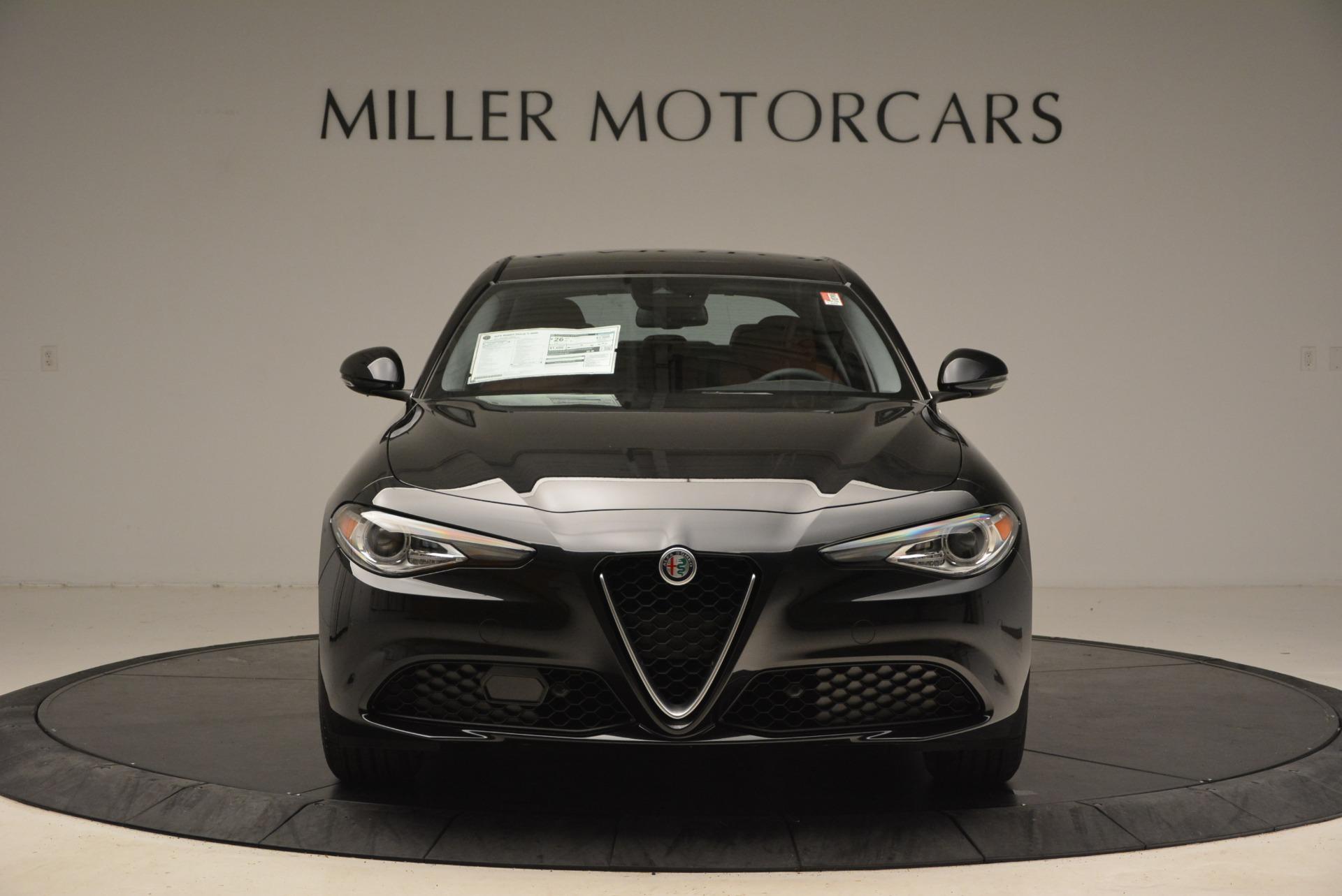 New 2018 Alfa Romeo Giulia Ti Lusso Q4 For Sale In Greenwich, CT 1721_main