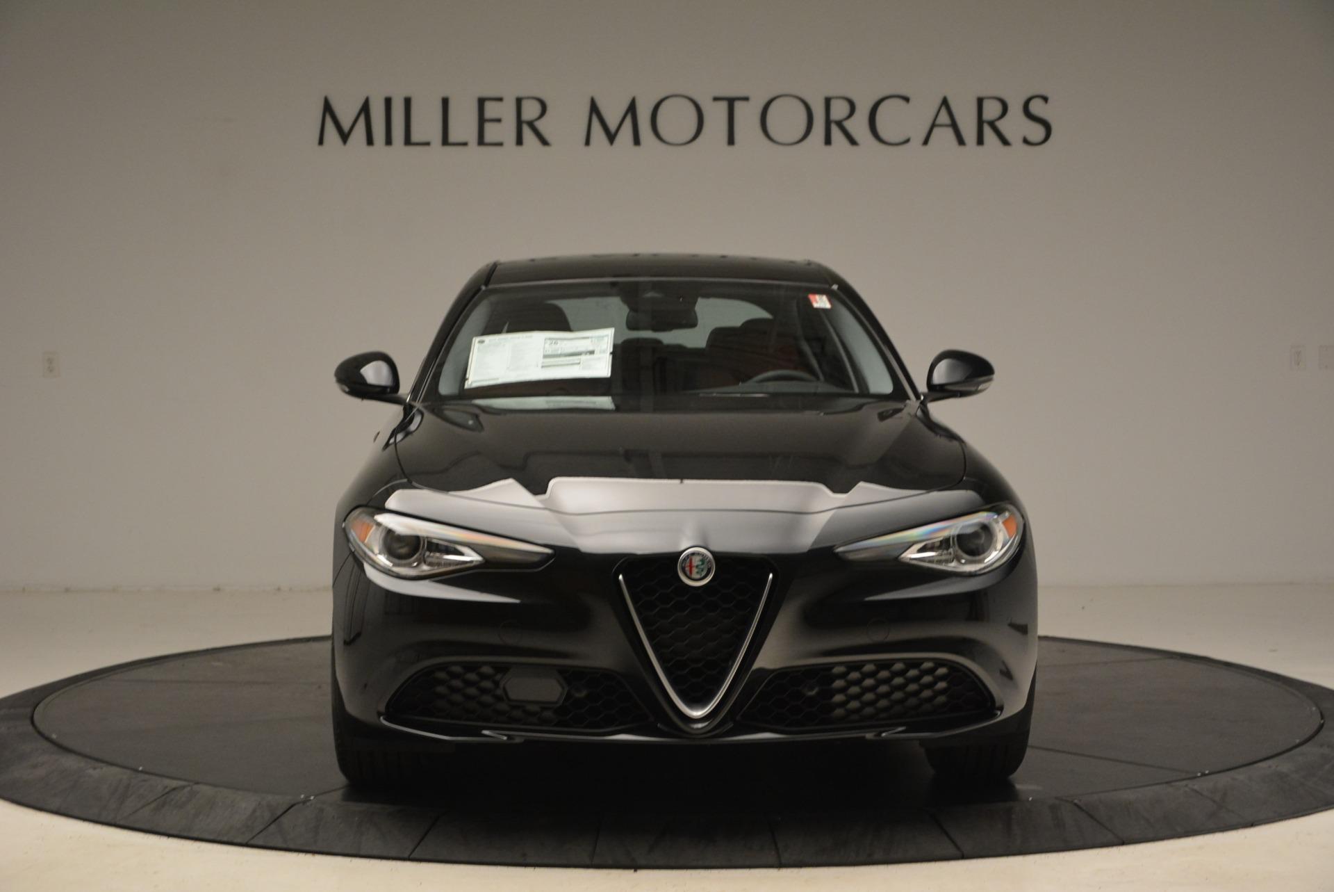 New 2018 Alfa Romeo Giulia Ti Lusso Q4 For Sale In Greenwich, CT 1721_p13