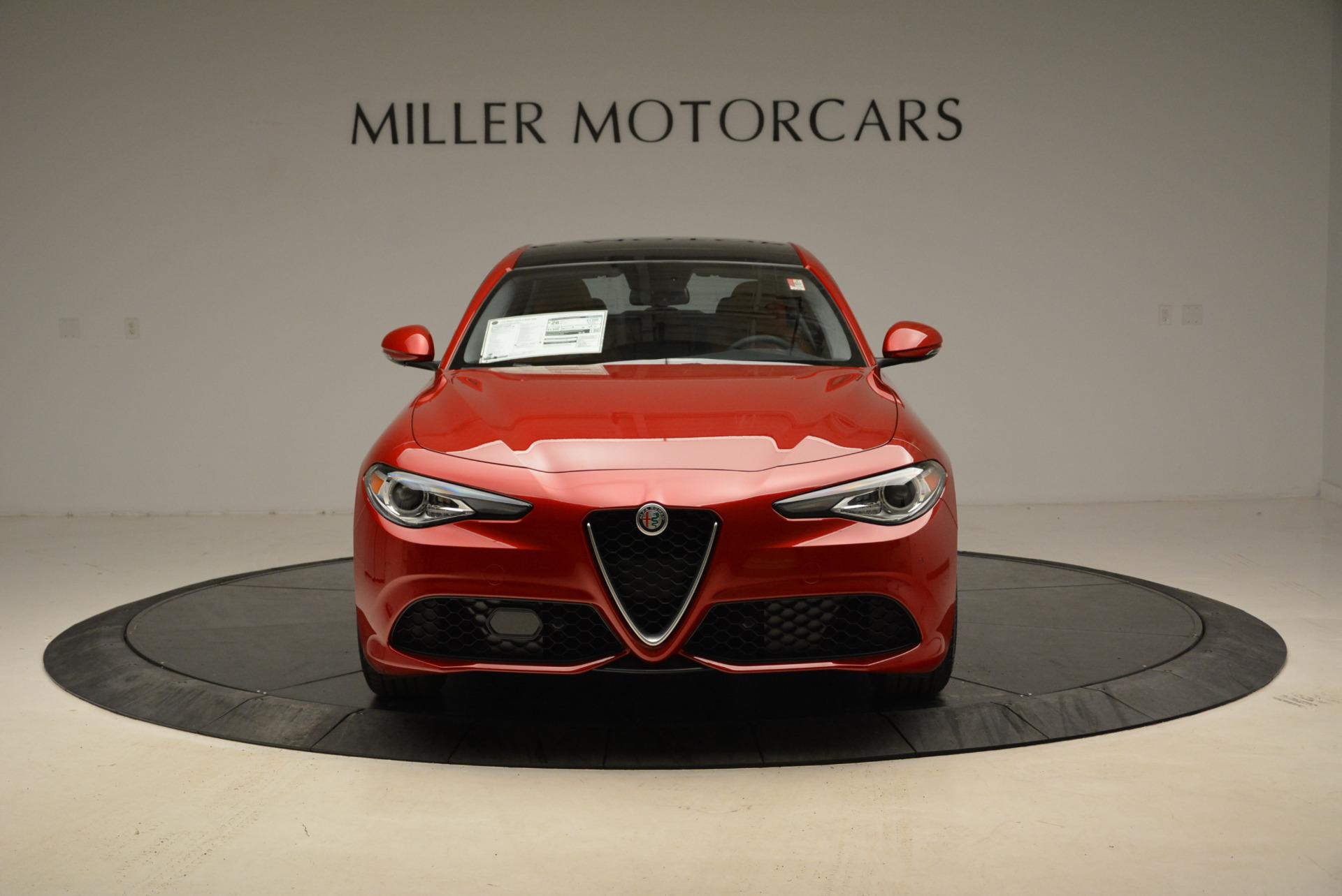 New 2018 Alfa Romeo Giulia Ti Sport Q4 For Sale In Greenwich, CT 1722_p12