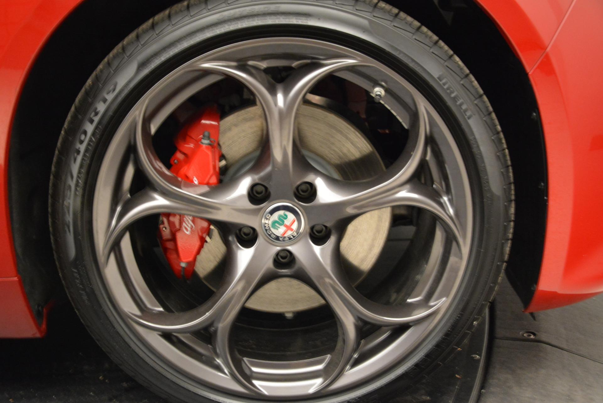 New 2018 Alfa Romeo Giulia Ti Sport Q4 For Sale In Greenwich, CT 1722_p25