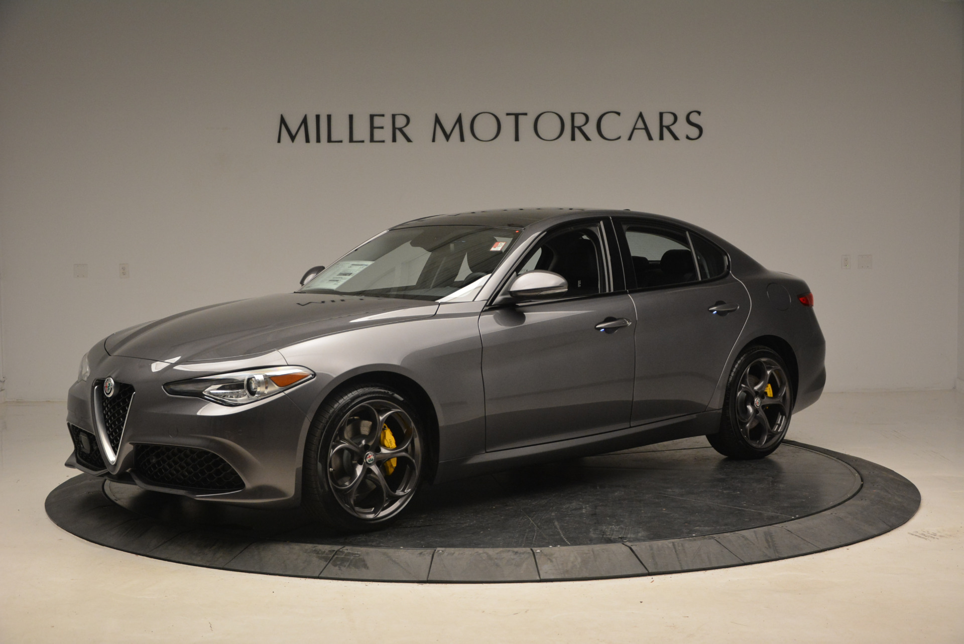 New 2018 Alfa Romeo Giulia Ti Sport Q4 For Sale In Greenwich, CT 1723_p2