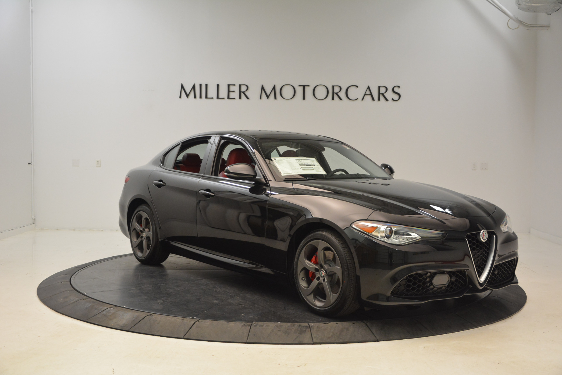 New 2018 Alfa Romeo Giulia Ti Sport Q4 For Sale In Greenwich, CT 1724_p11