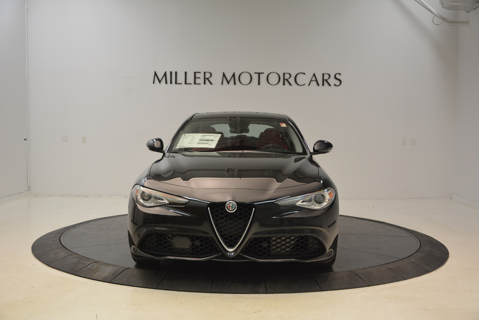 New 2018 Alfa Romeo Giulia Ti Sport Q4 For Sale In Greenwich, CT 1724_p12