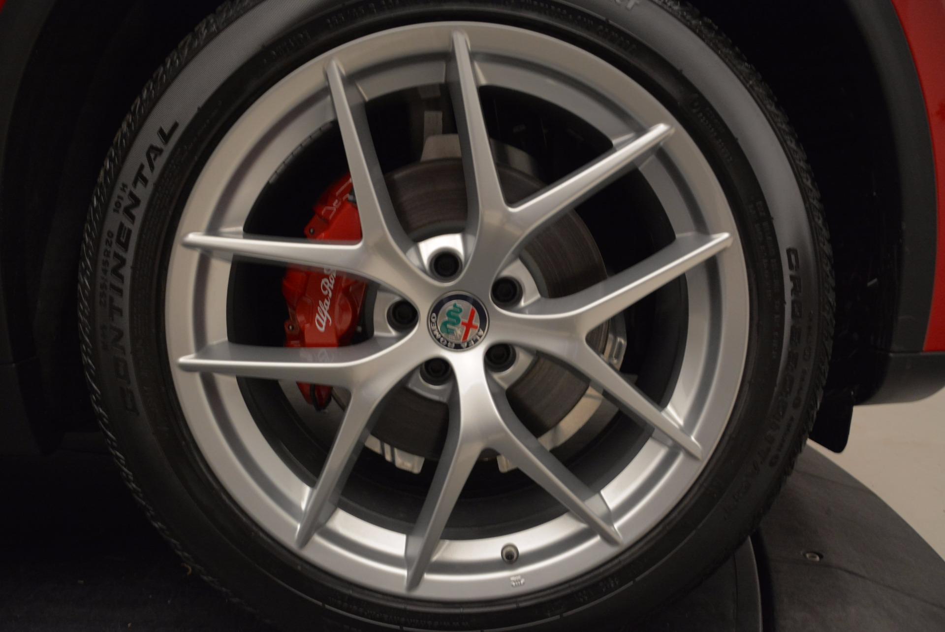 New 2018 Alfa Romeo Stelvio Sport Q4 For Sale In Greenwich, CT 1725_p25
