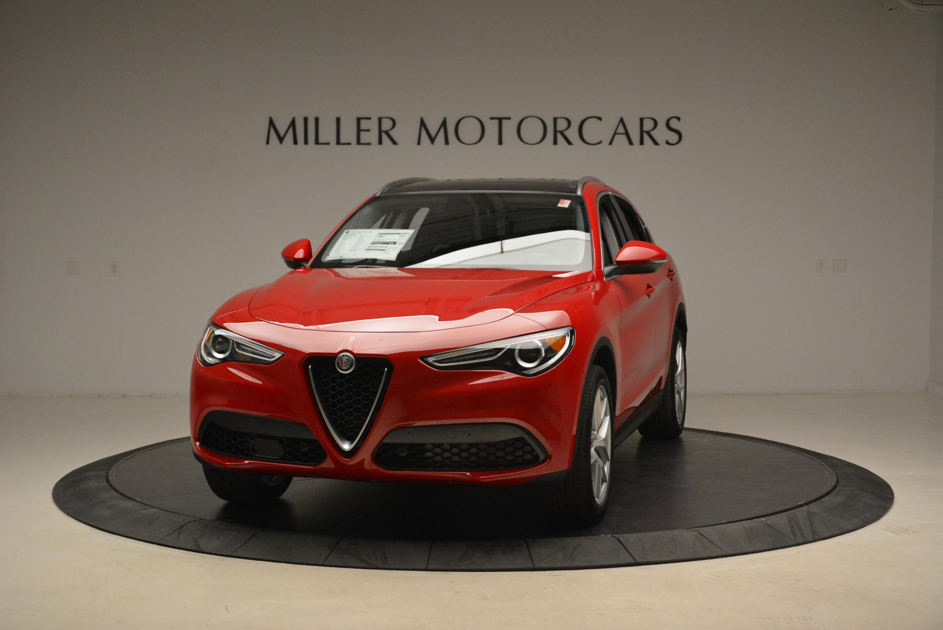 New 2018 Alfa Romeo Stelvio Q4 For Sale In Greenwich, CT 1726_main