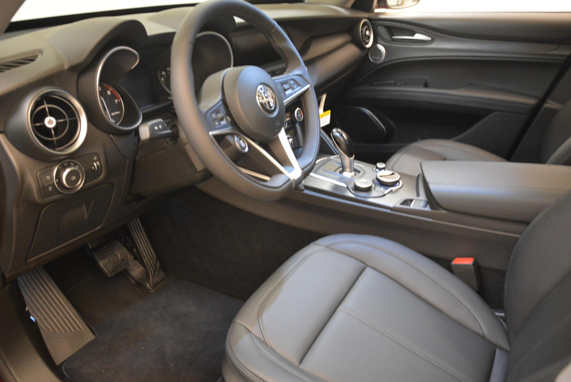 New 2018 Alfa Romeo Stelvio Q4 For Sale In Greenwich, CT 1726_p13