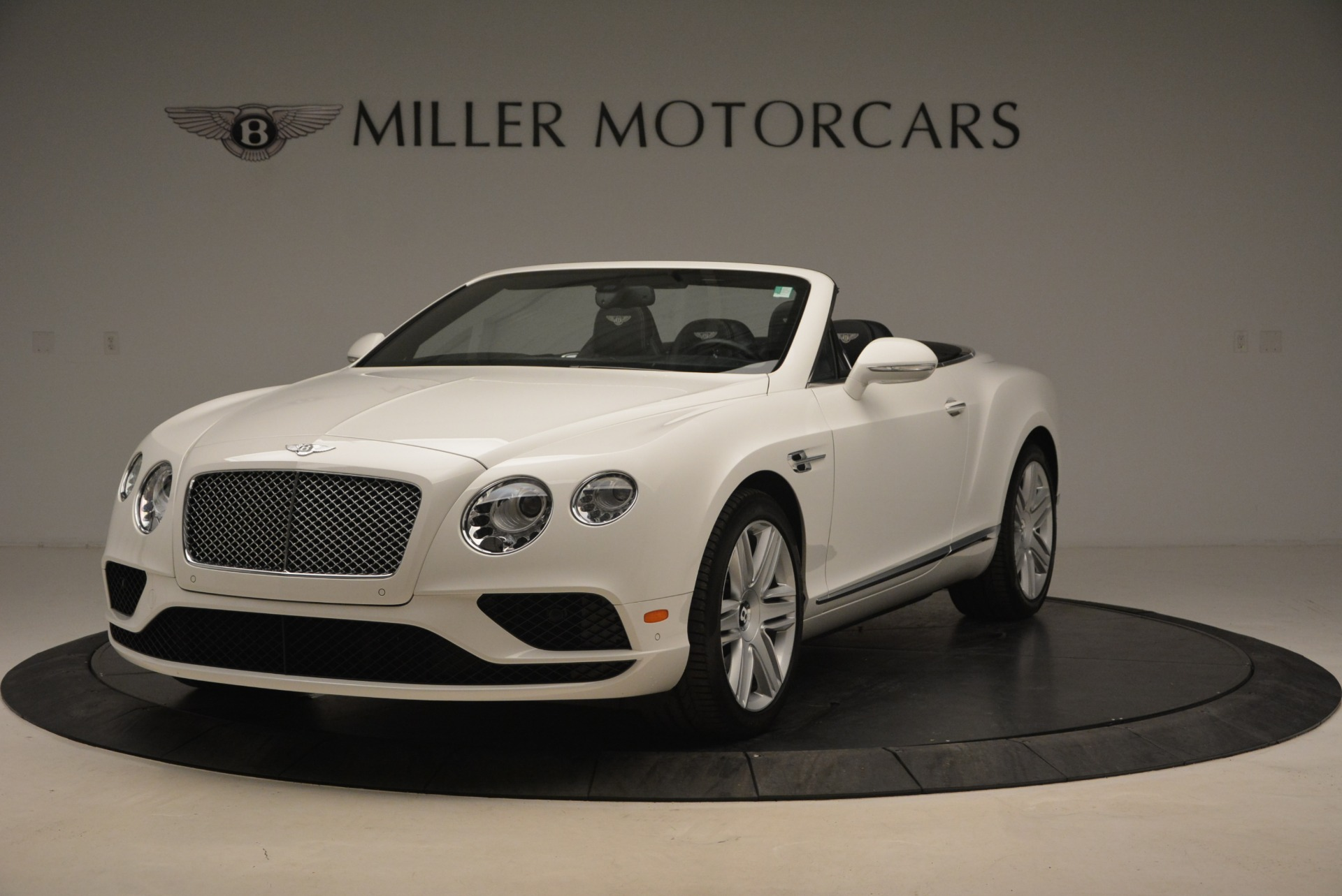 Used 2016 Bentley Continental GT V8 For Sale In Greenwich, CT 1728_main