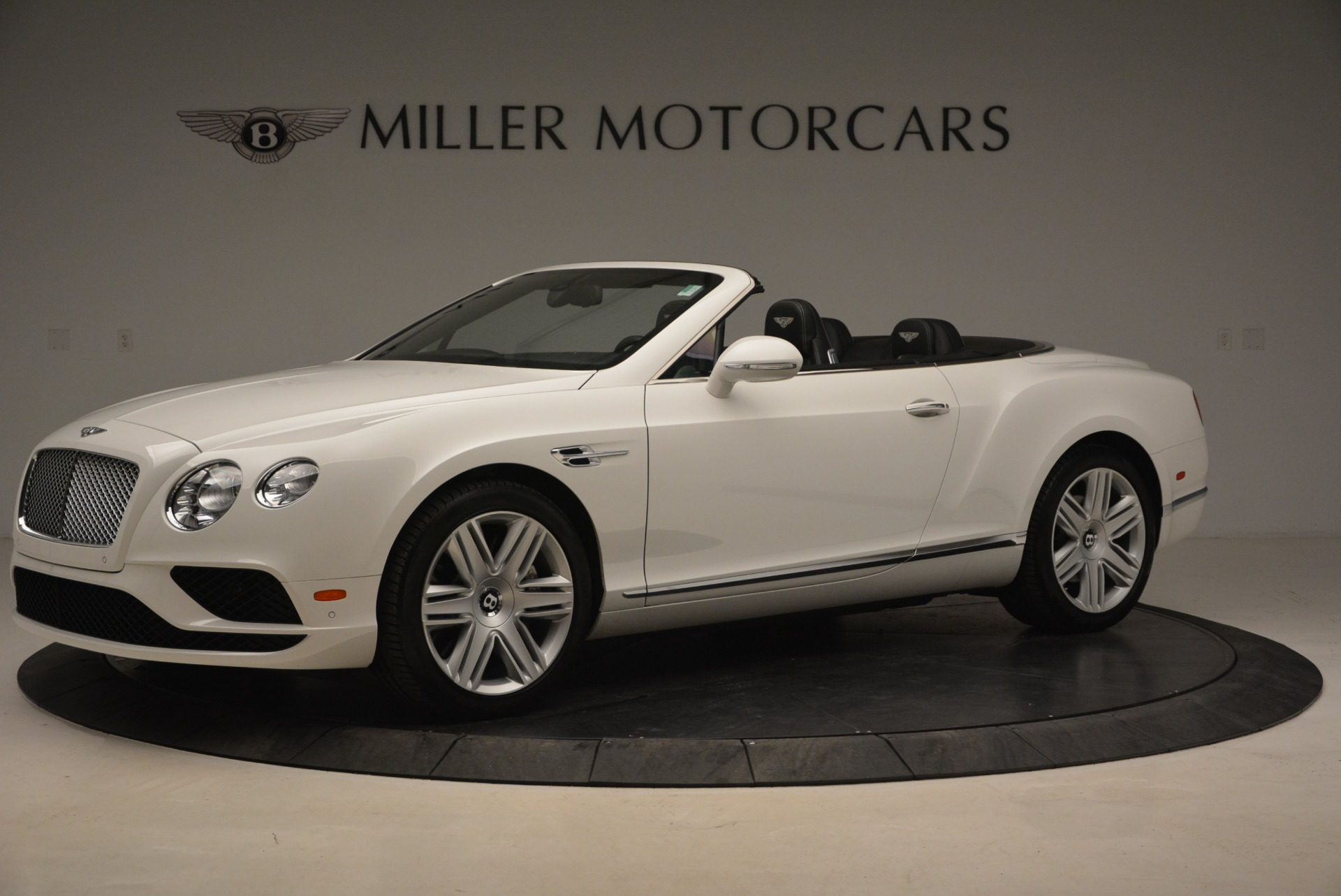 Used 2016 Bentley Continental GT V8 For Sale In Greenwich, CT 1728_p2