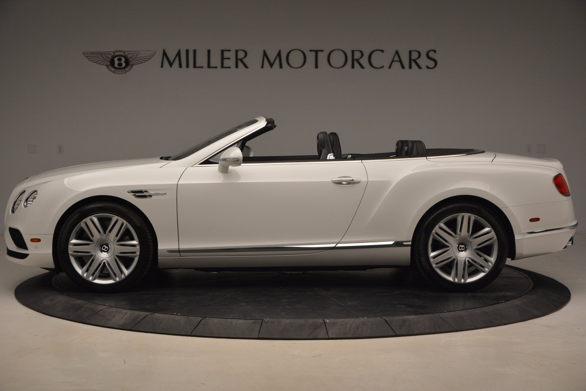 Used 2016 Bentley Continental GT V8 For Sale In Greenwich, CT 1728_p3
