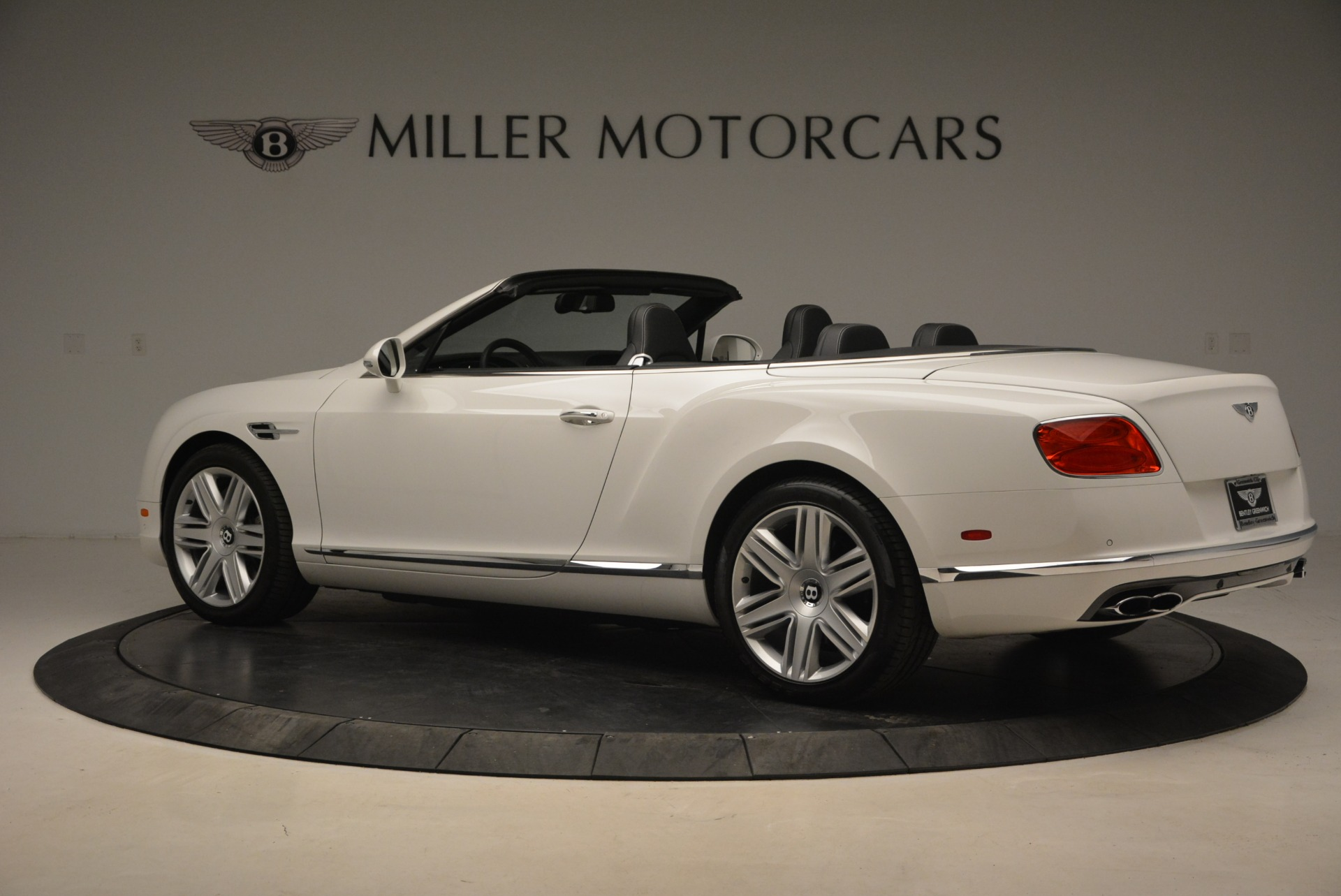 Used 2016 Bentley Continental GT V8 For Sale In Greenwich, CT 1728_p4