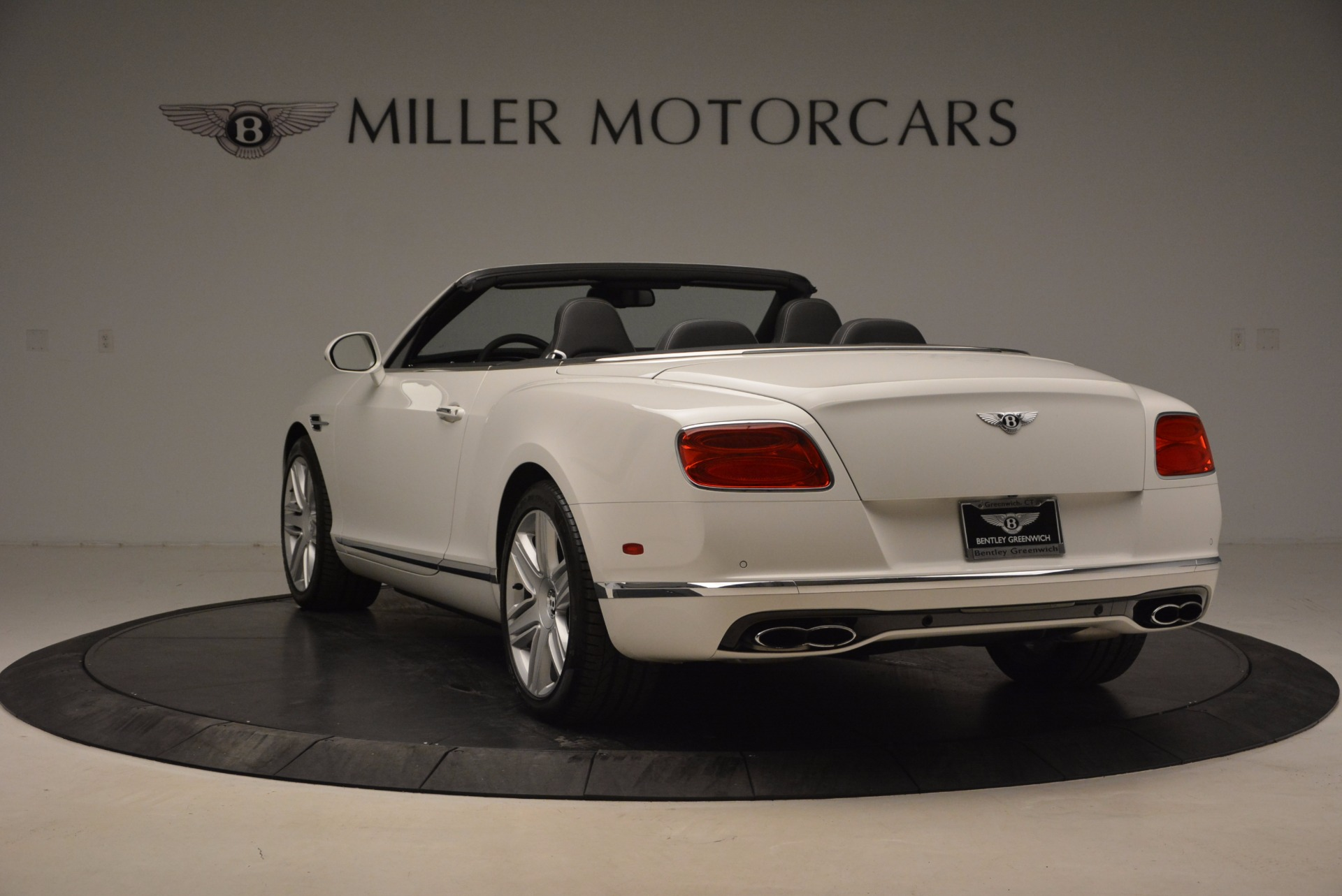 Used 2016 Bentley Continental GT V8 For Sale In Greenwich, CT 1728_p5