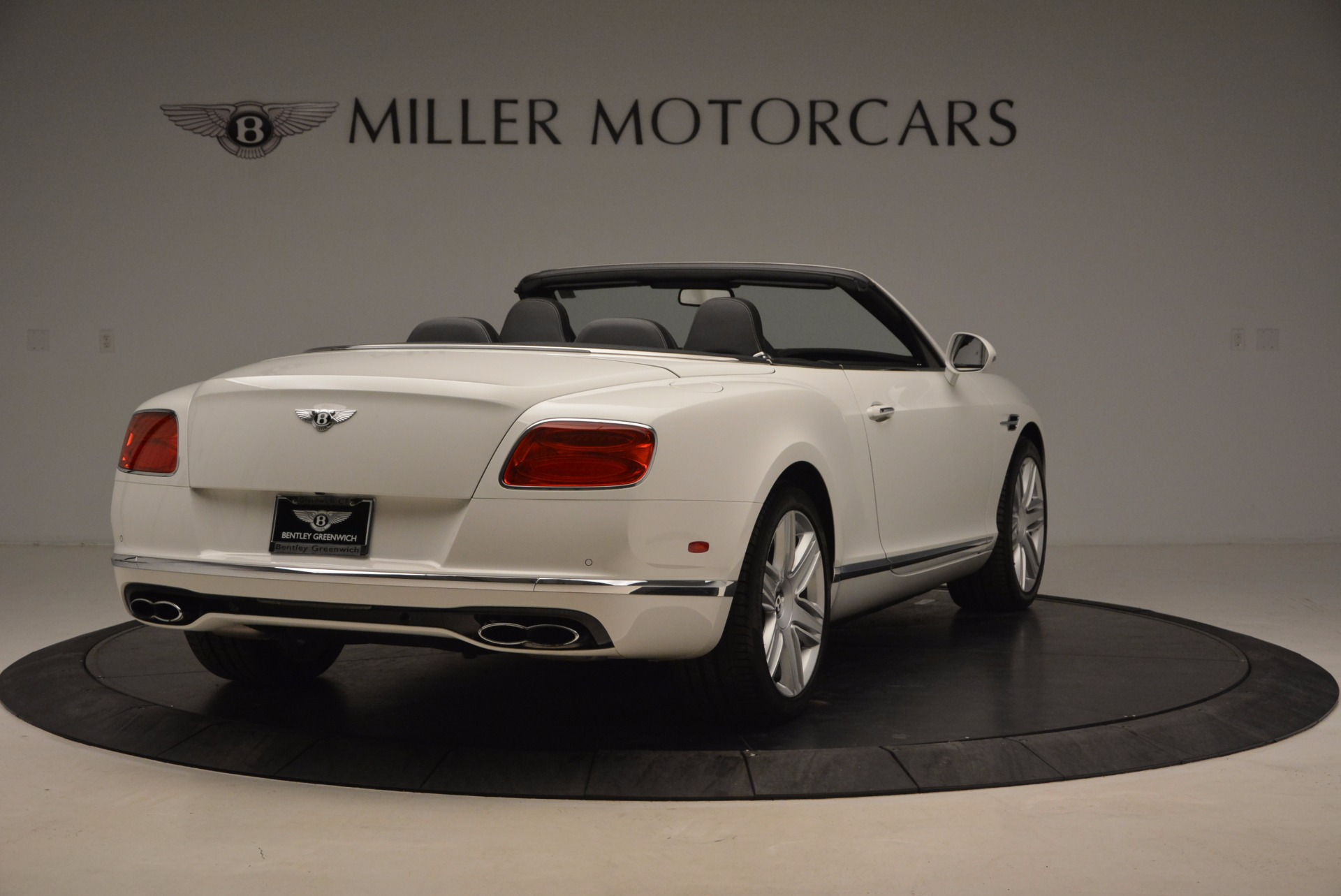 Used 2016 Bentley Continental GT V8 For Sale In Greenwich, CT 1728_p7