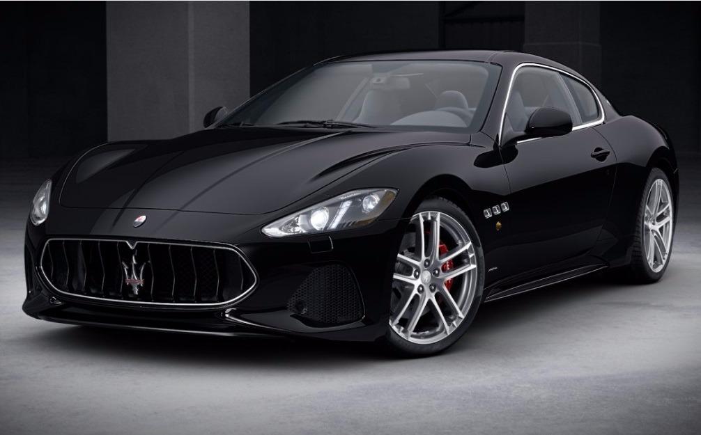New 2018 Maserati GranTurismo Sport For Sale In Greenwich, CT 1729_main