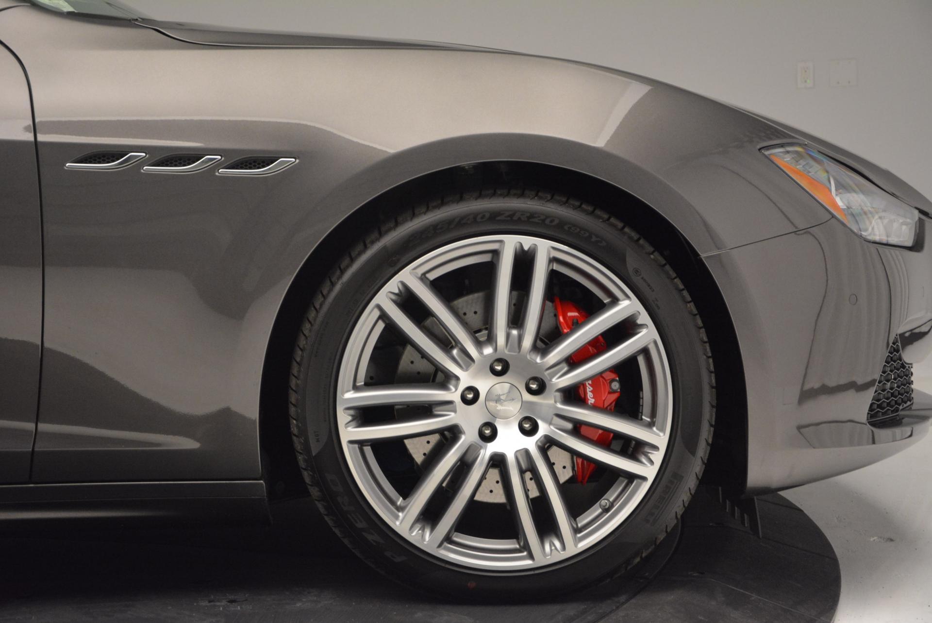 New 2016 Maserati Ghibli S Q4 For Sale In Greenwich, CT 173_p25