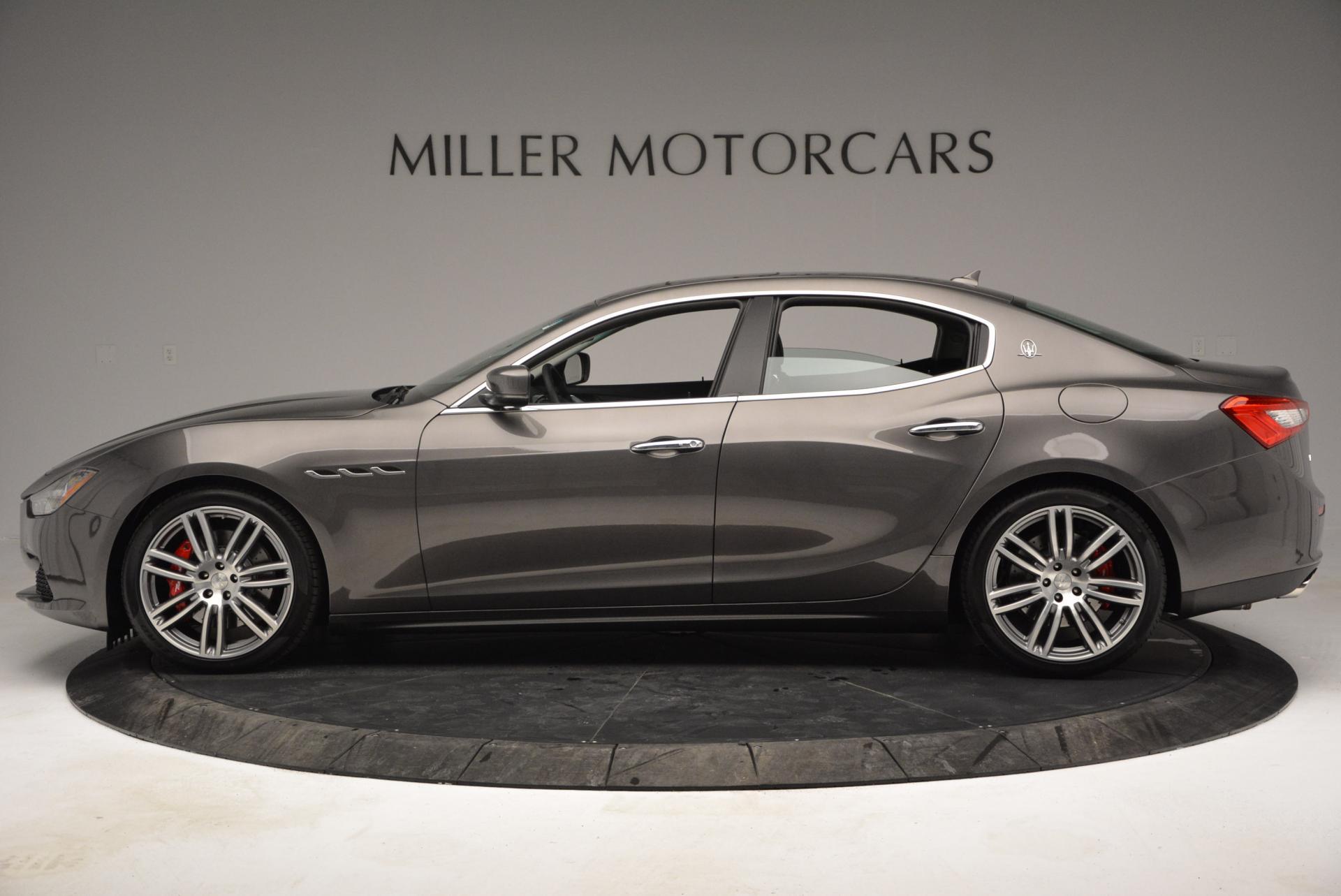 New 2016 Maserati Ghibli S Q4 For Sale In Greenwich, CT 173_p3