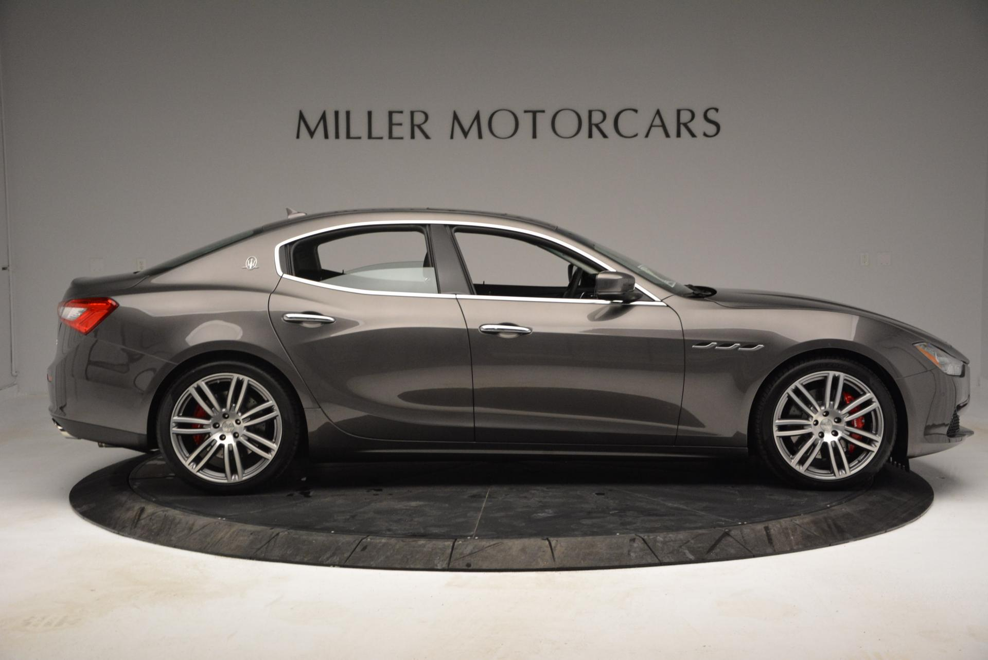 New 2016 Maserati Ghibli S Q4 For Sale In Greenwich, CT 173_p9