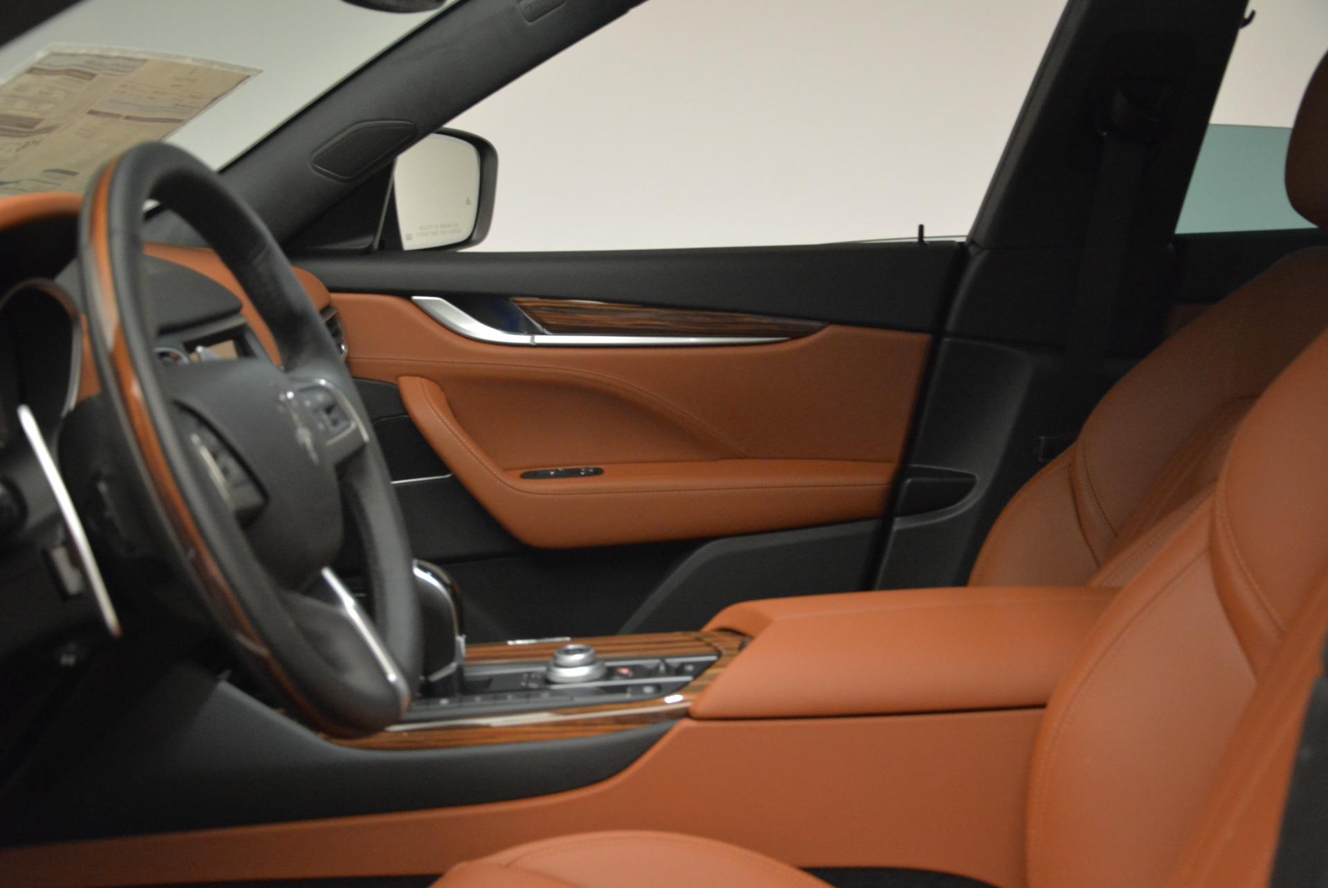 New 2018 Maserati Levante Q4 GranLusso For Sale In Greenwich, CT 1730_p13
