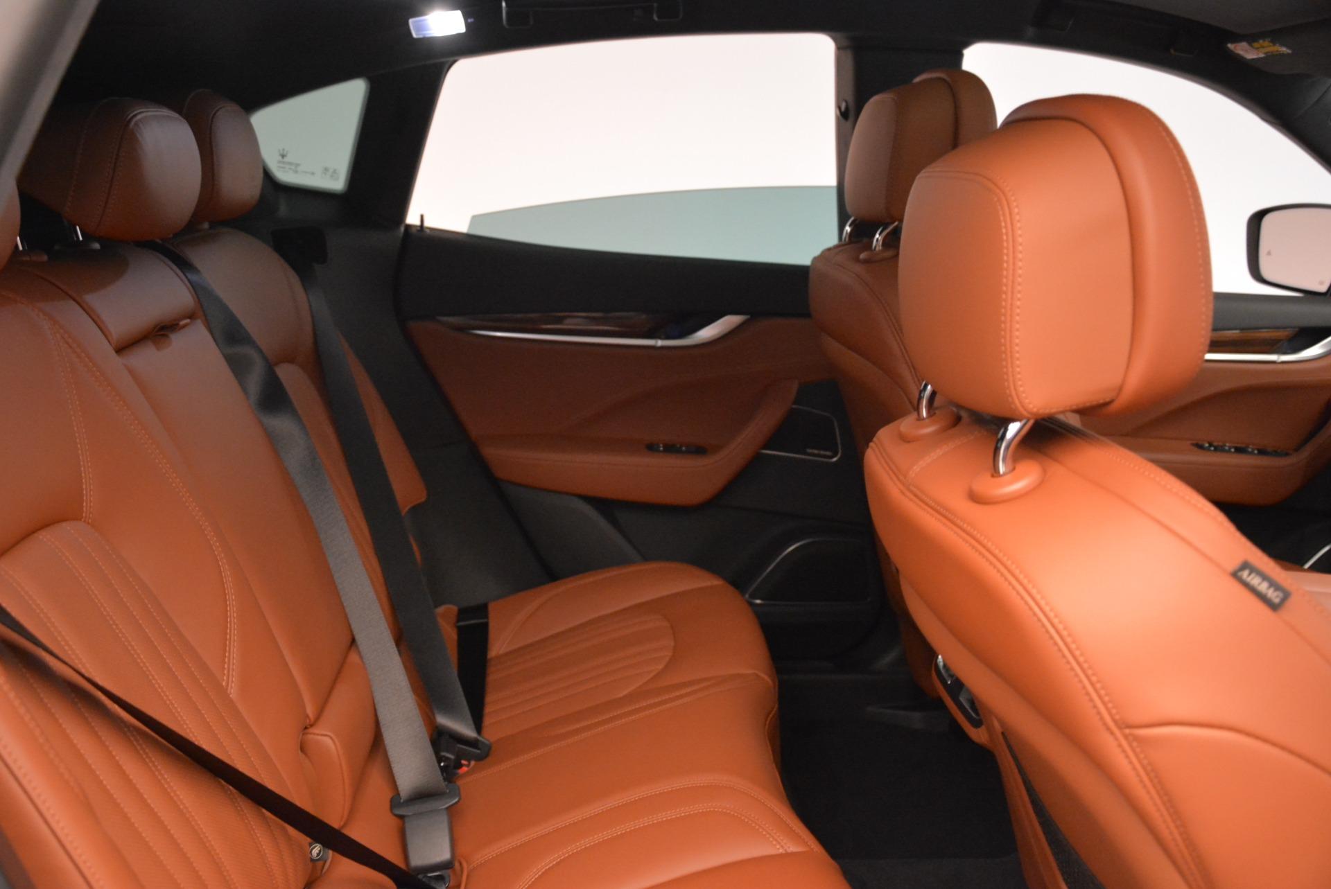 New 2018 Maserati Levante Q4 GranLusso For Sale In Greenwich, CT 1730_p21
