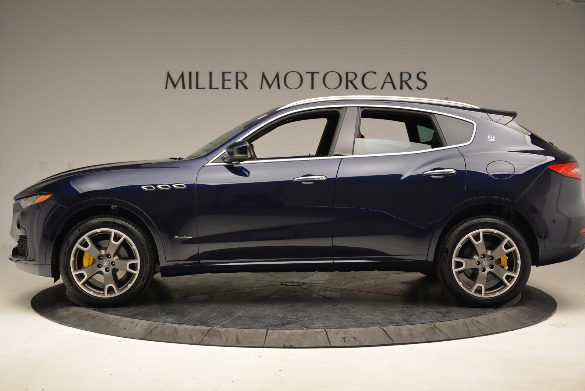 New 2018 Maserati Levante Q4 GranLusso For Sale In Greenwich, CT 1730_p4