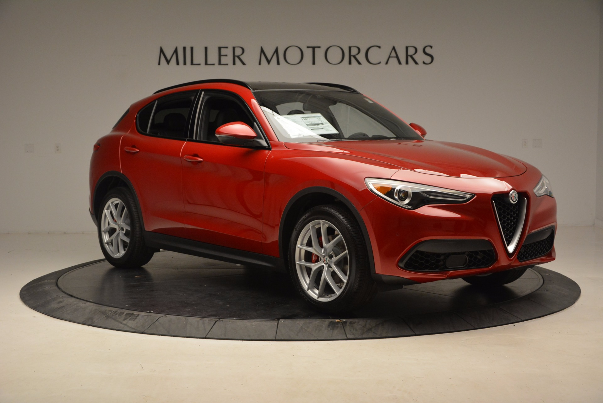 New 2018 Alfa Romeo Stelvio Ti Sport Q4 For Sale In Greenwich, CT 1732_p11