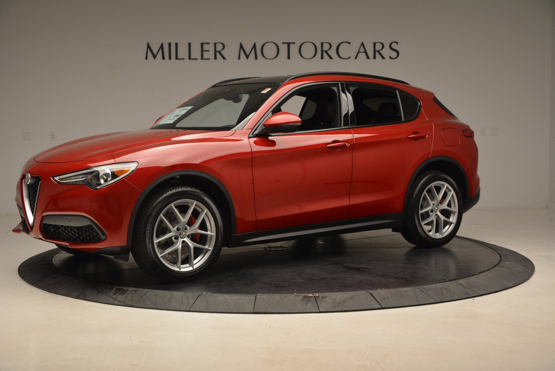 New 2018 Alfa Romeo Stelvio Ti Sport Q4 For Sale In Greenwich, CT 1732_p2