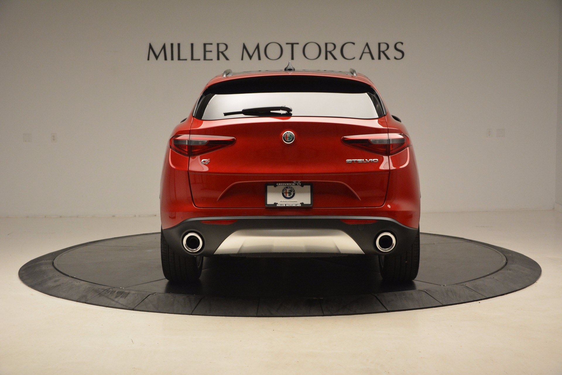 New 2018 Alfa Romeo Stelvio Ti Sport Q4 For Sale In Greenwich, CT 1732_p6