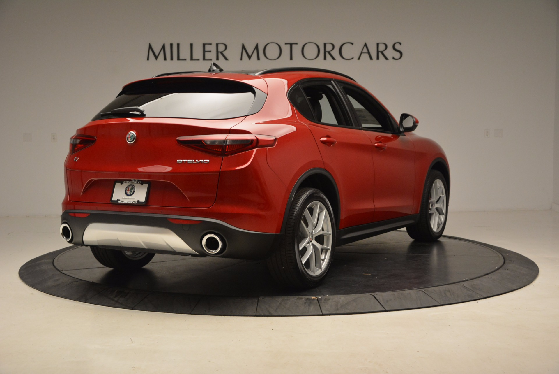 New 2018 Alfa Romeo Stelvio Ti Sport Q4 For Sale In Greenwich, CT 1732_p7