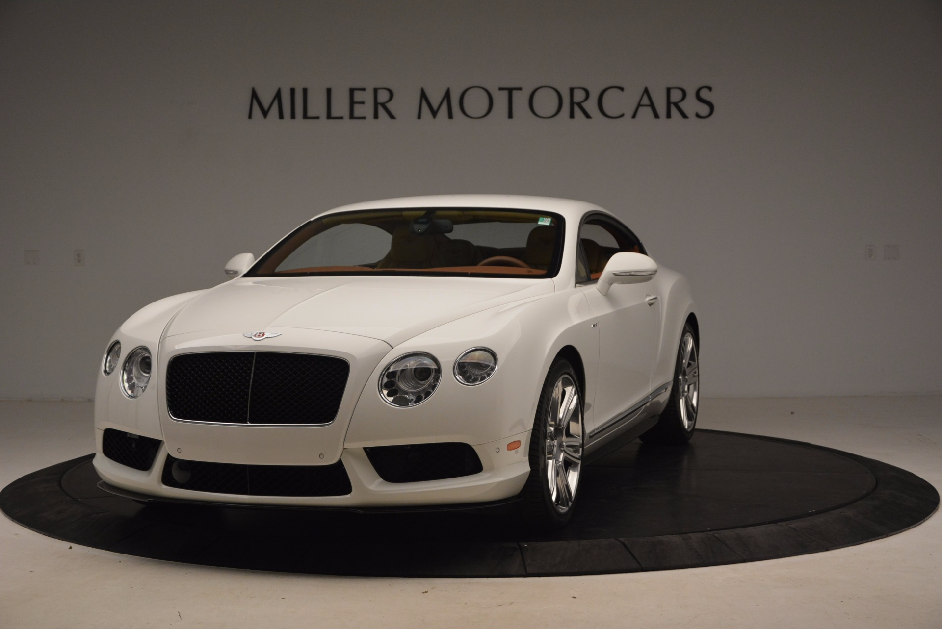 Used 2014 Bentley Continental GT V8 S For Sale In Greenwich, CT 1733_main