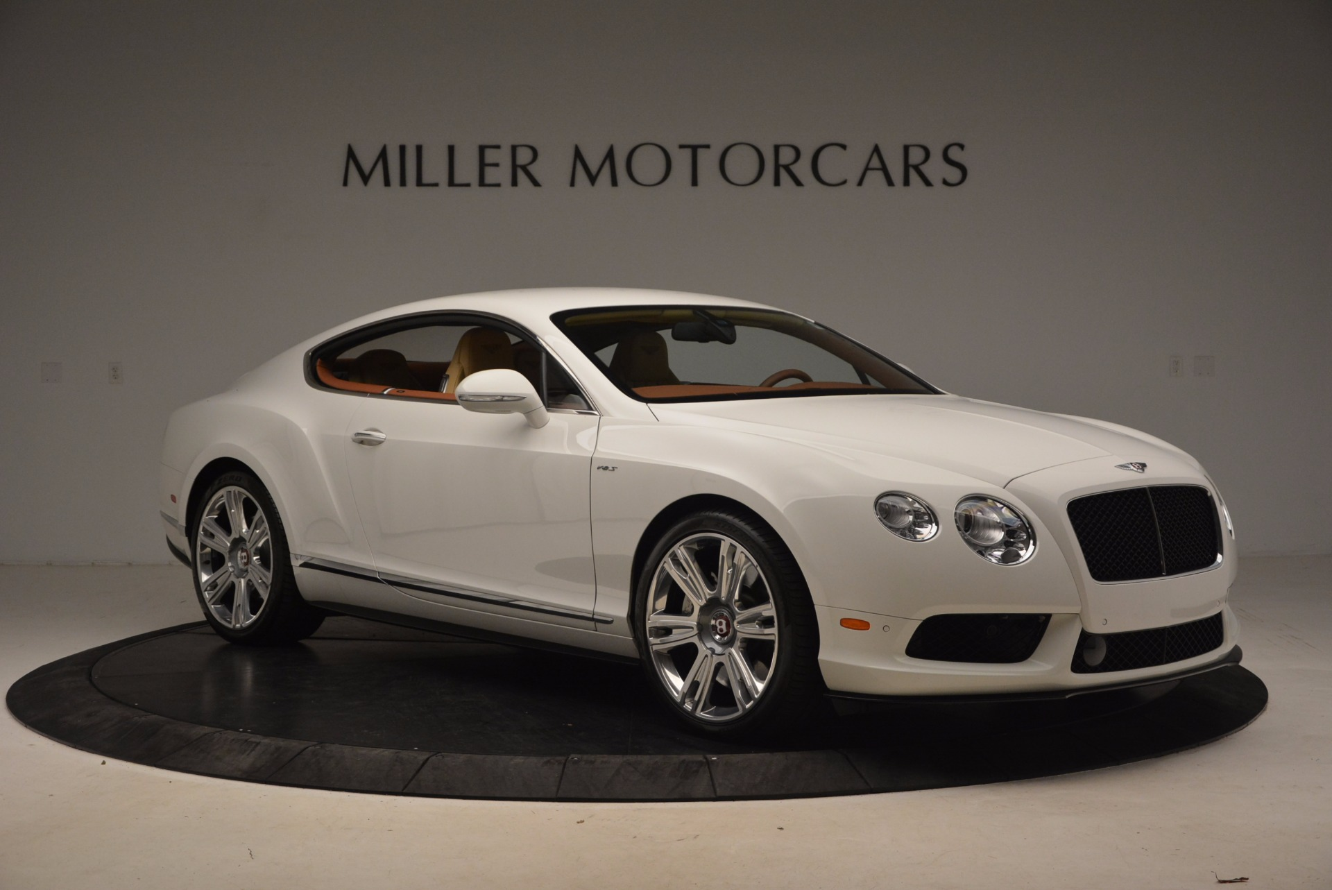 Used 2014 Bentley Continental GT V8 S For Sale In Greenwich, CT 1733_p10