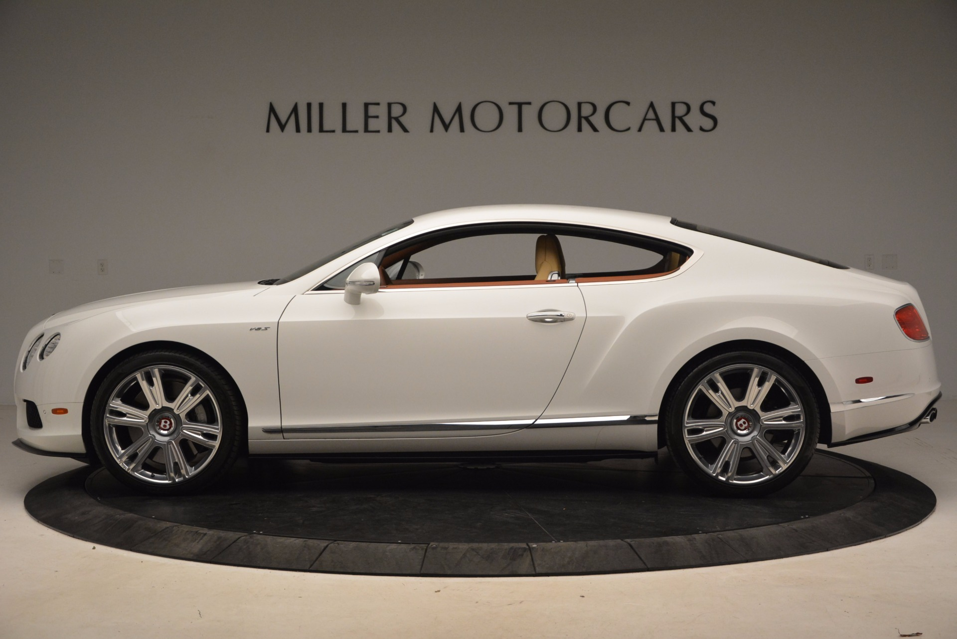 Used 2014 Bentley Continental GT V8 S For Sale In Greenwich, CT 1733_p3