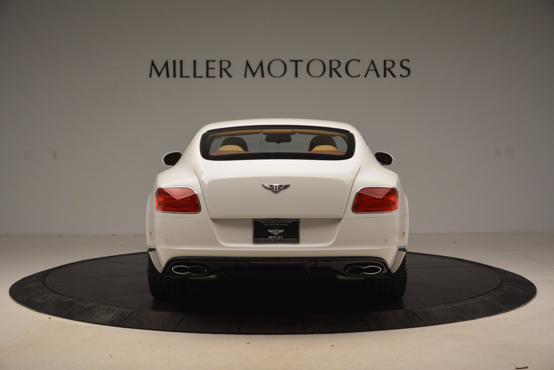 Used 2014 Bentley Continental GT V8 S For Sale In Greenwich, CT 1733_p6
