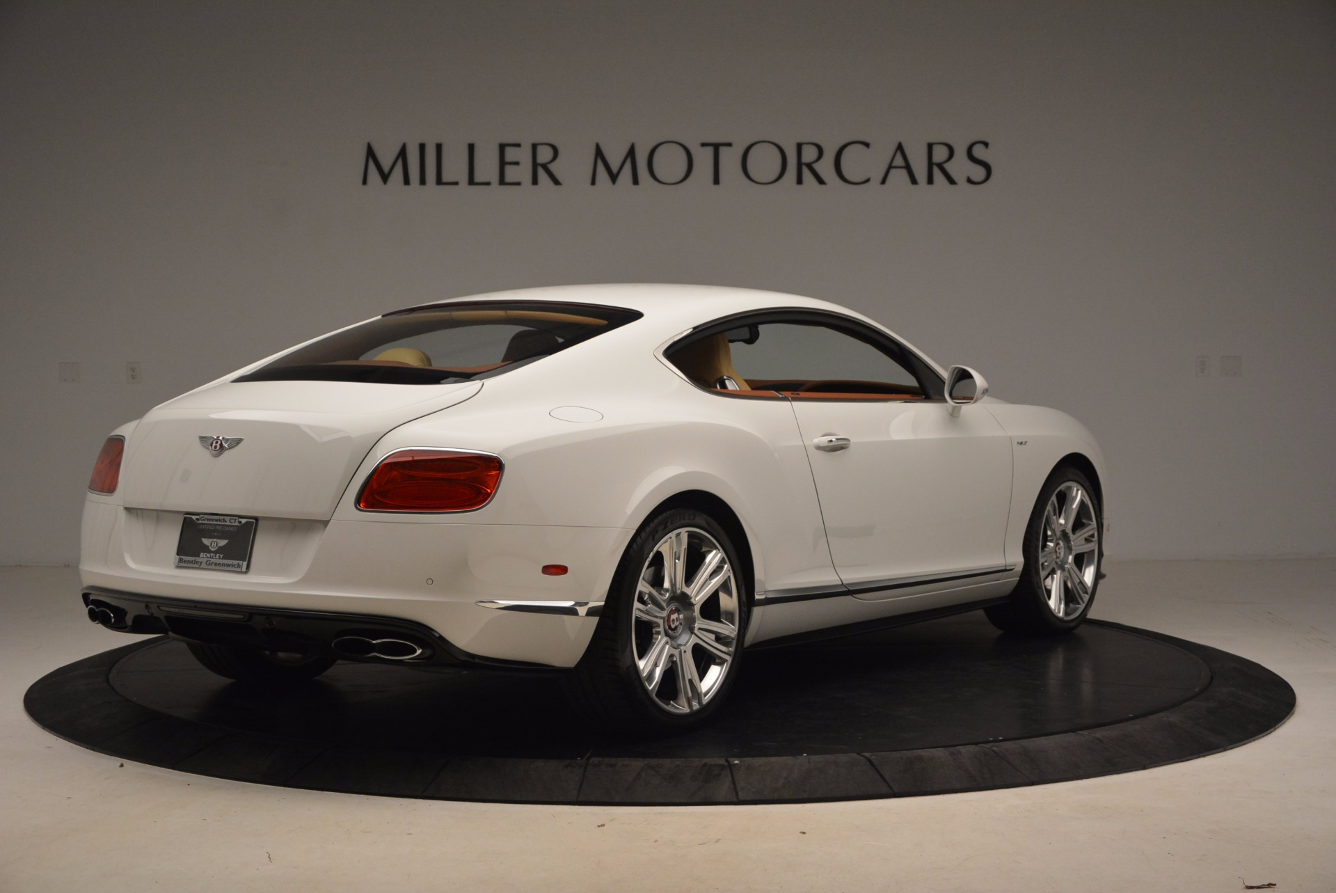 Used 2014 Bentley Continental GT V8 S For Sale In Greenwich, CT 1733_p8
