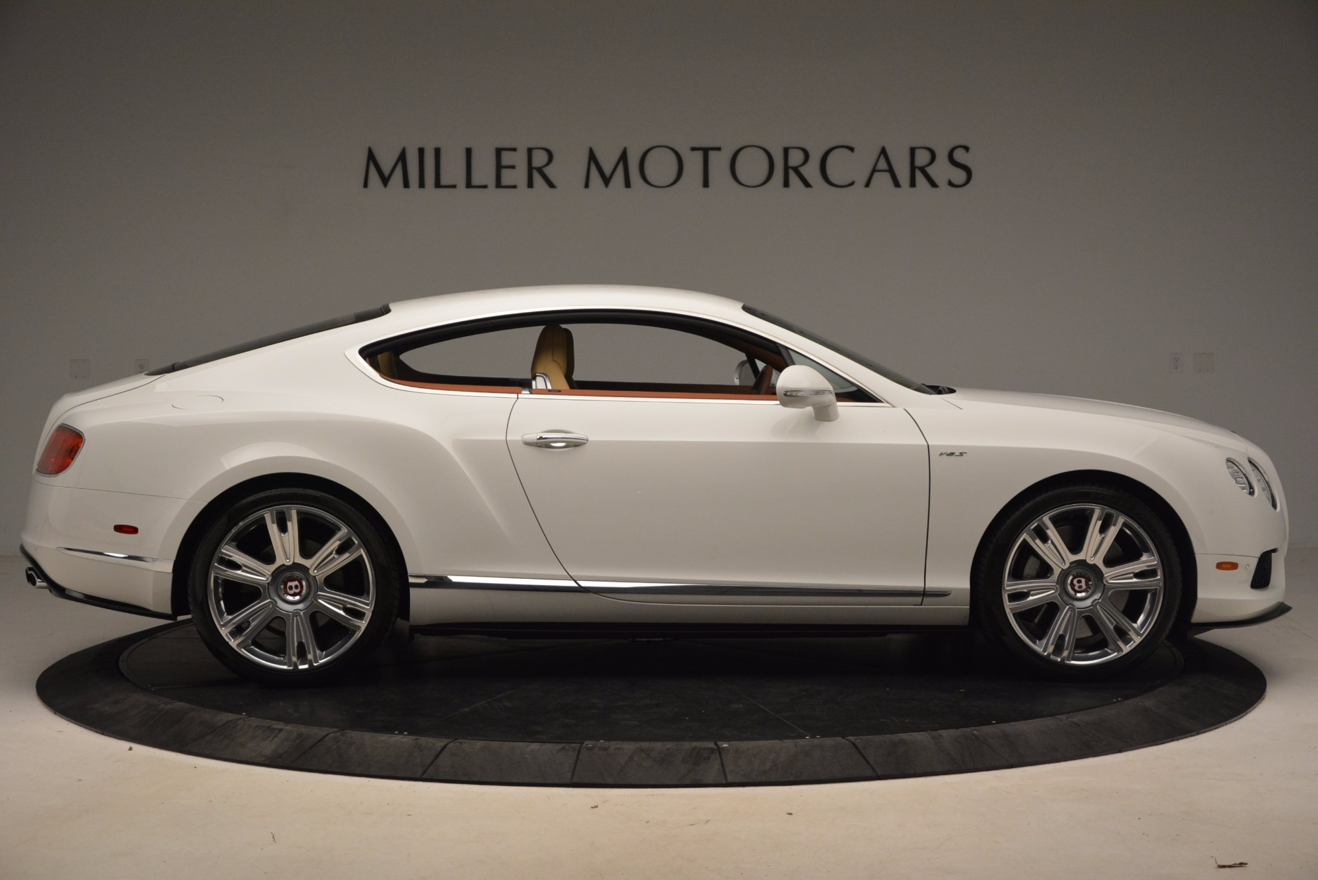 Used 2014 Bentley Continental GT V8 S For Sale In Greenwich, CT 1733_p9
