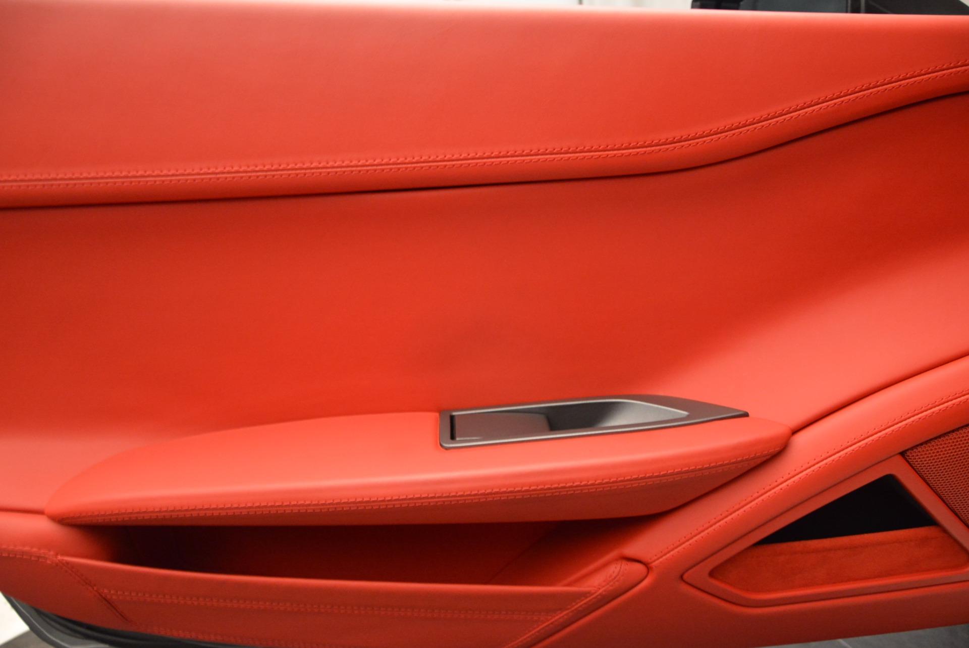 Used 2014 Ferrari 458 Spider  For Sale In Greenwich, CT 1734_p28